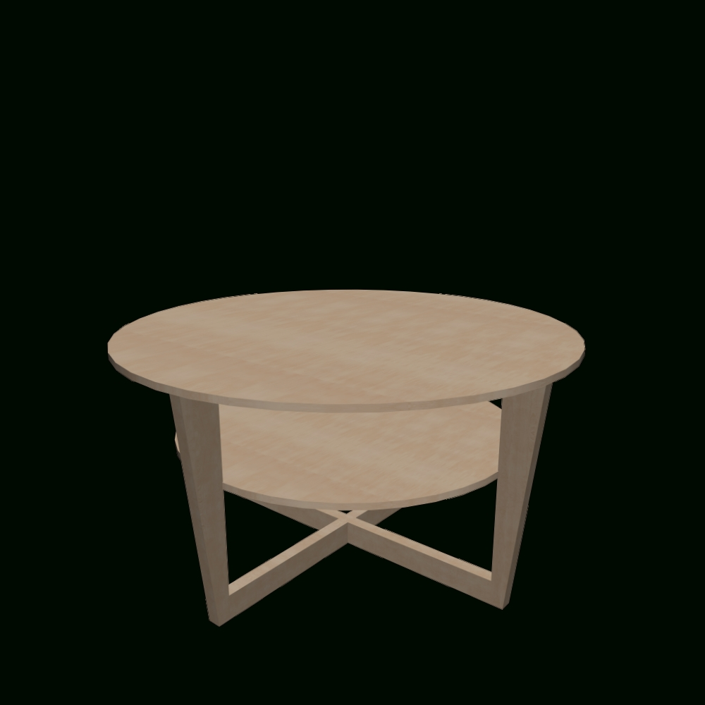 Latest Birch Coffee Tables Inside Vejmon Coffee Table, Birch Veneer – Design And Decorate Your Room (View 10 of 20)