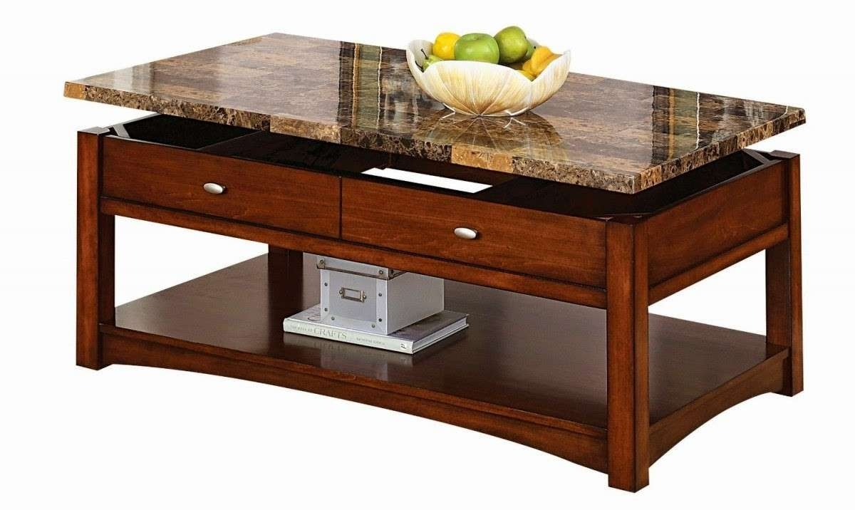 Latest Cheap Lift Top Coffee Tables With Regard To Brown Rectangle Unique Lift Top Coffee Table Cheap Designs Ideas (View 4 of 20)