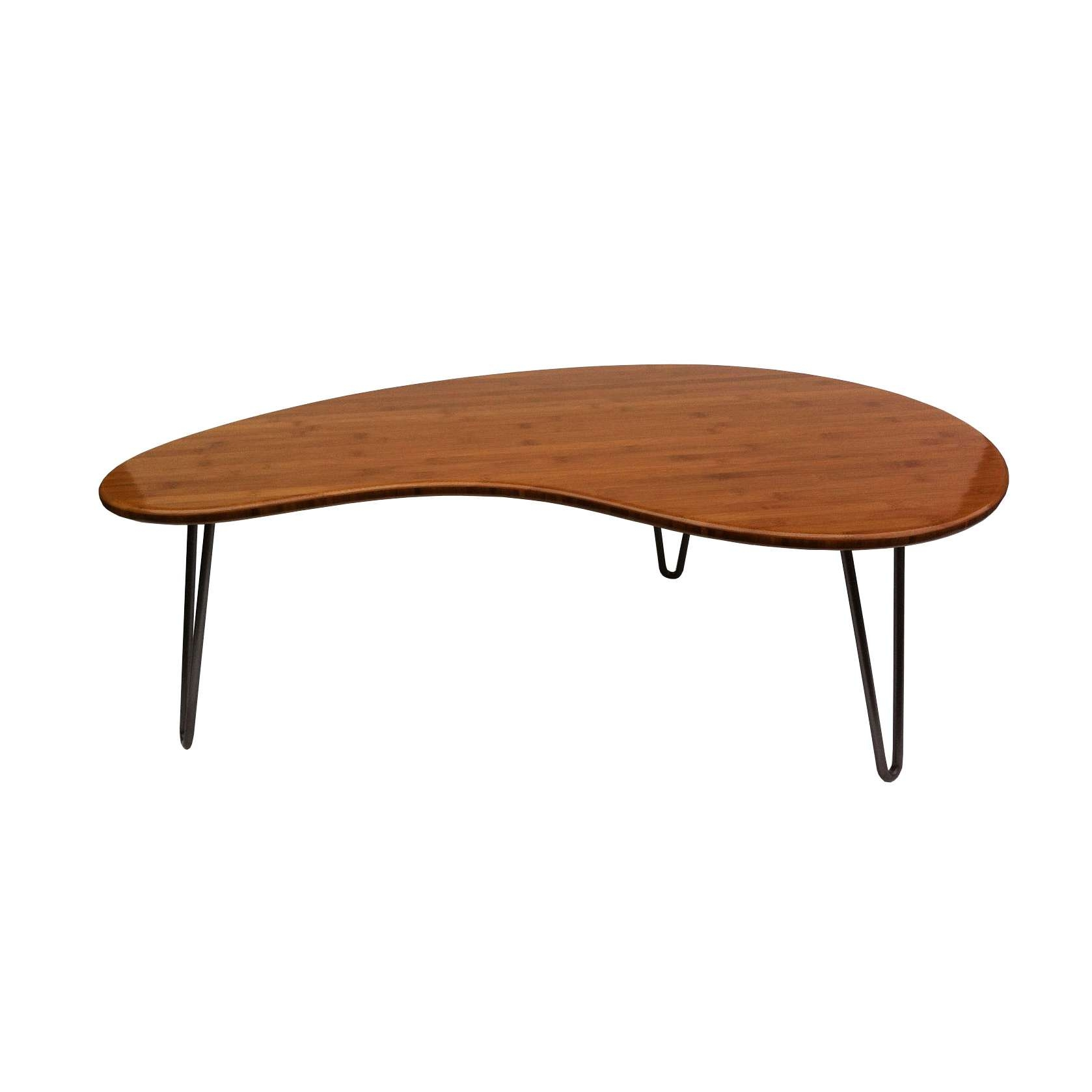 Latest Curve Coffee Tables Pertaining To Best Mid Century Modern Coffee Table Legs – Mid Century Modern (View 7 of 20)