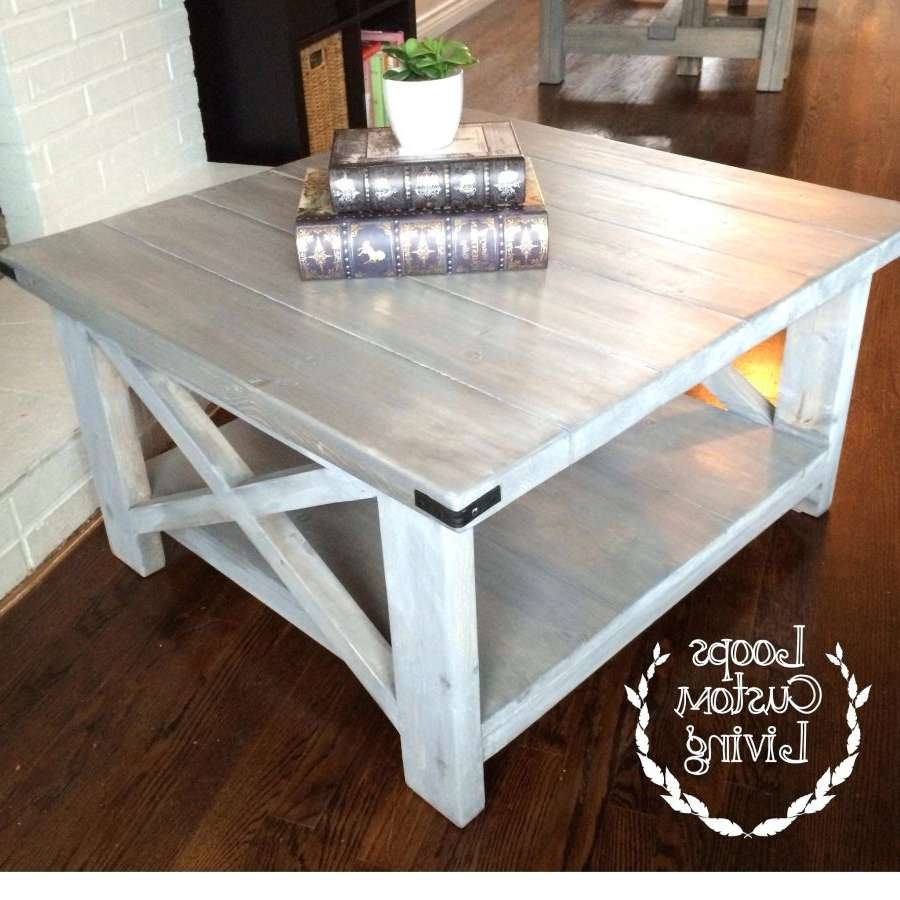 Latest Grey Wash Wood Coffee Tables Regarding Coffee Tables : Coffee Table Grey Large Gray Wash Full Hemnes (View 14 of 20)