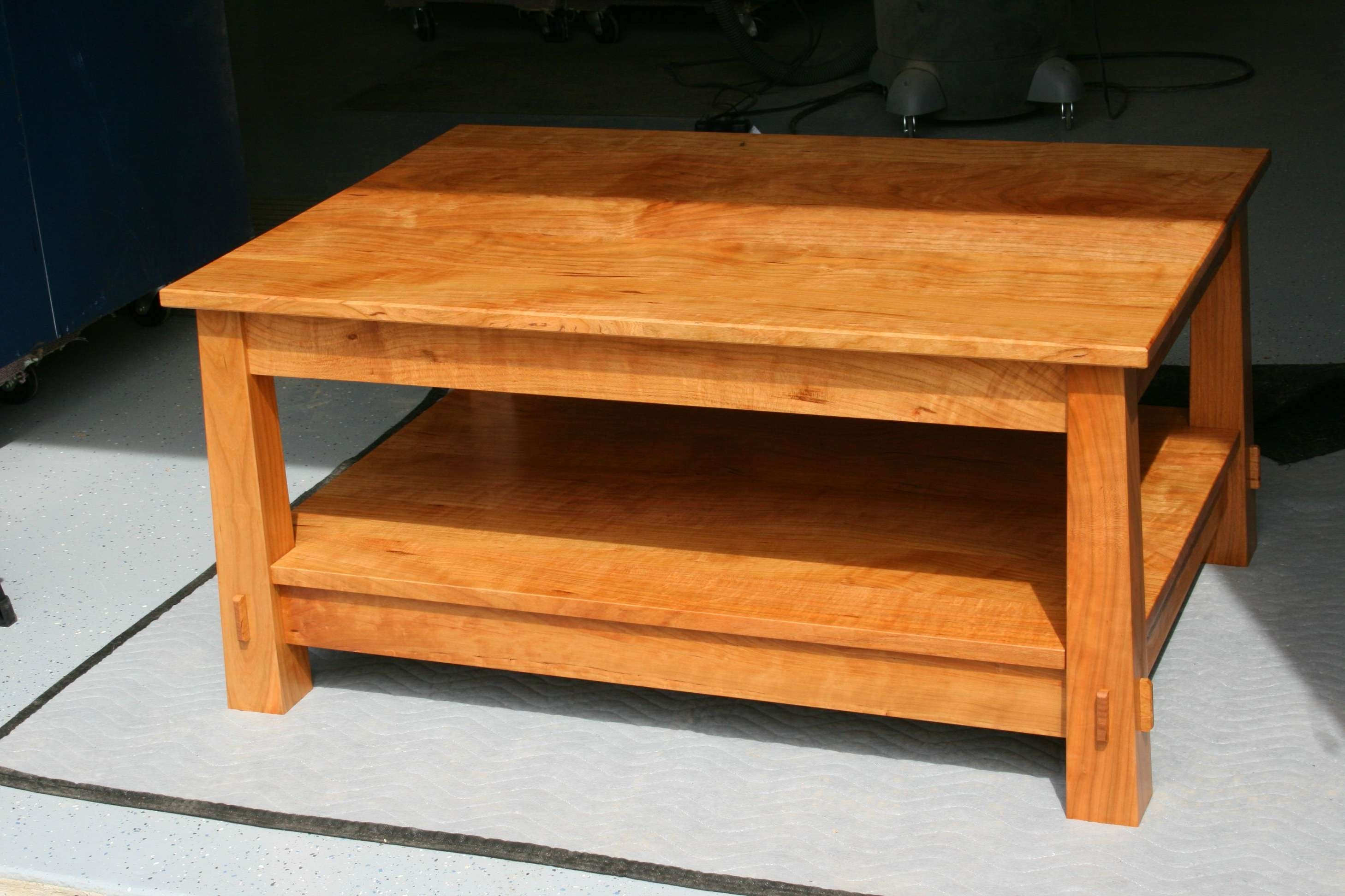 Latest Handmade Wooden Coffee Tables For Coffee Table : Fabulous Small Coffee Tables Oak Coffee Table Solid (View 15 of 20)