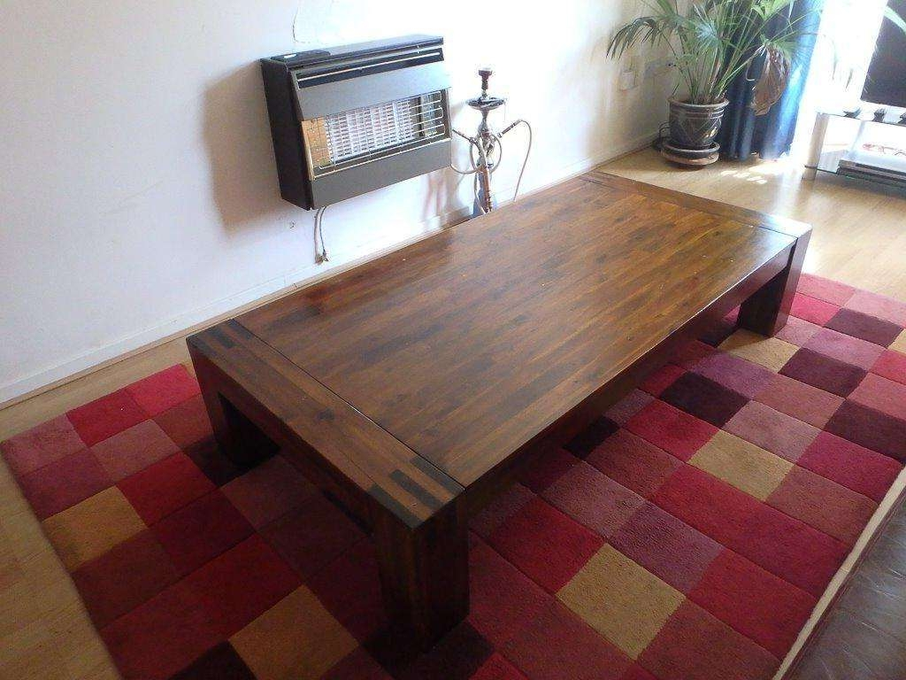 Latest Large Rectangular Coffee Tables For Hardwood Coffee Tables – Amazing Home Design (View 12 of 20)