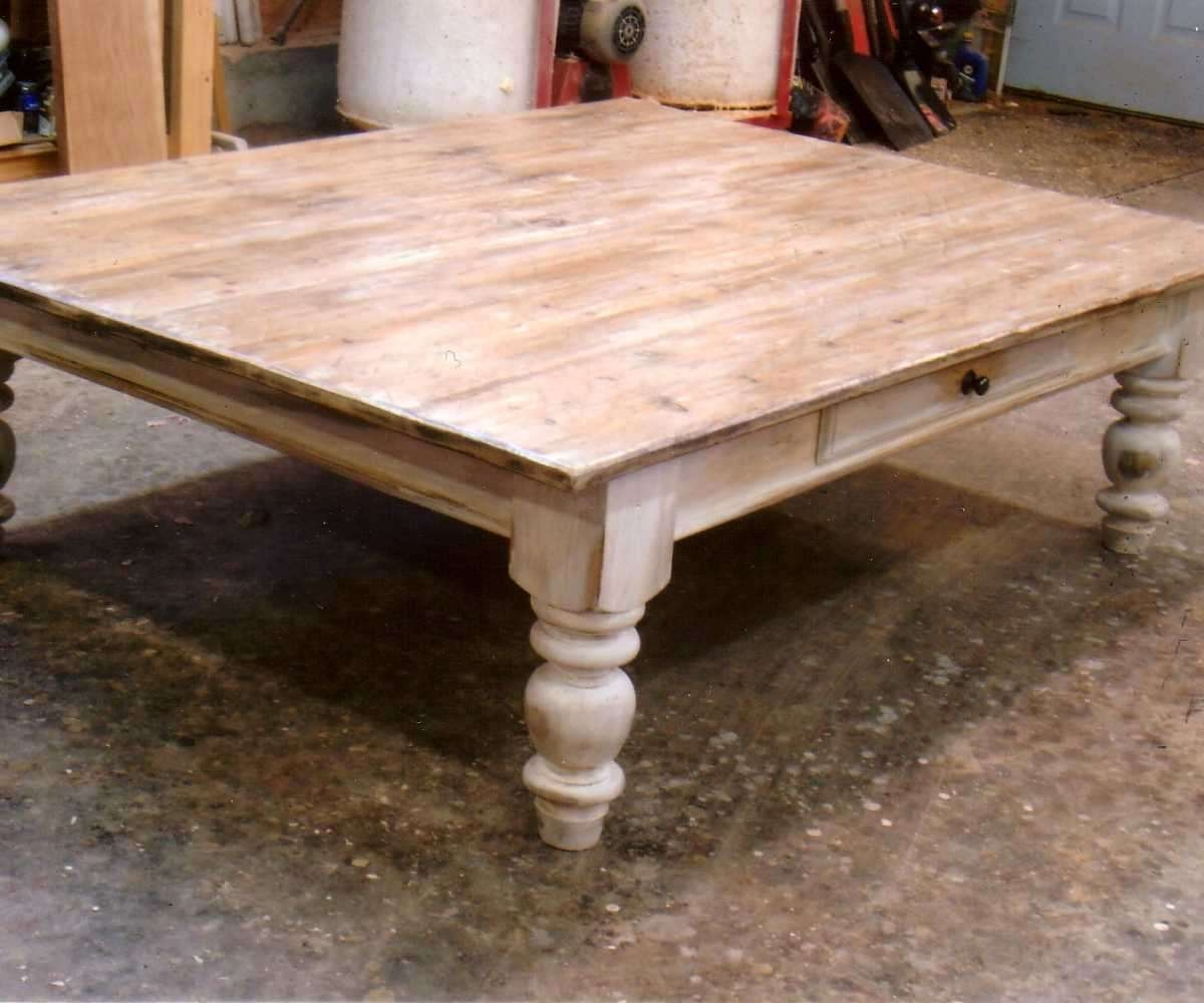 Latest Large Square Coffee Table With Storage In Large Square Coffee Tables (View 19 of 20)