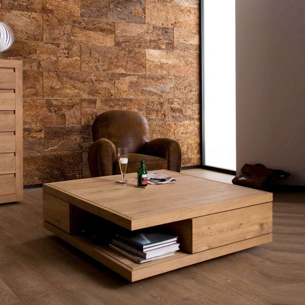 Latest Quirky Coffee Tables Intended For Coffee Tables : Table With Storage Rustic Timber Coffee Narrow (View 7 of 20)