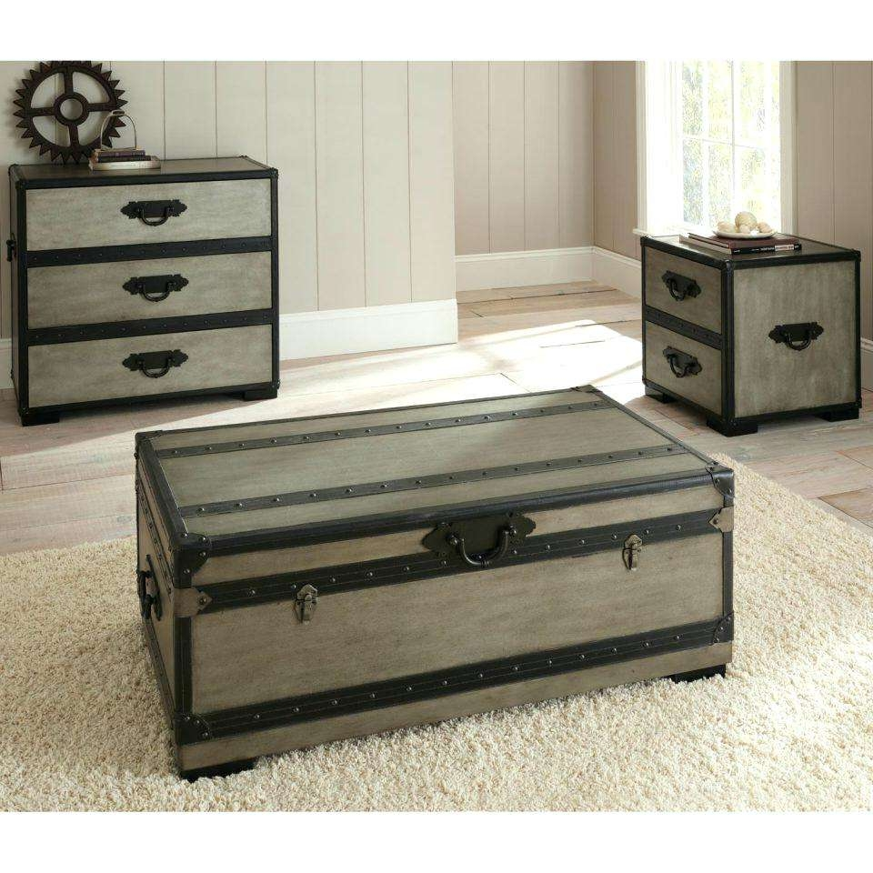 Latest Square Chest Coffee Tables With Wonderful Treasure Chest Coffee Table Winning Storage Plan Wood (View 8 of 20)