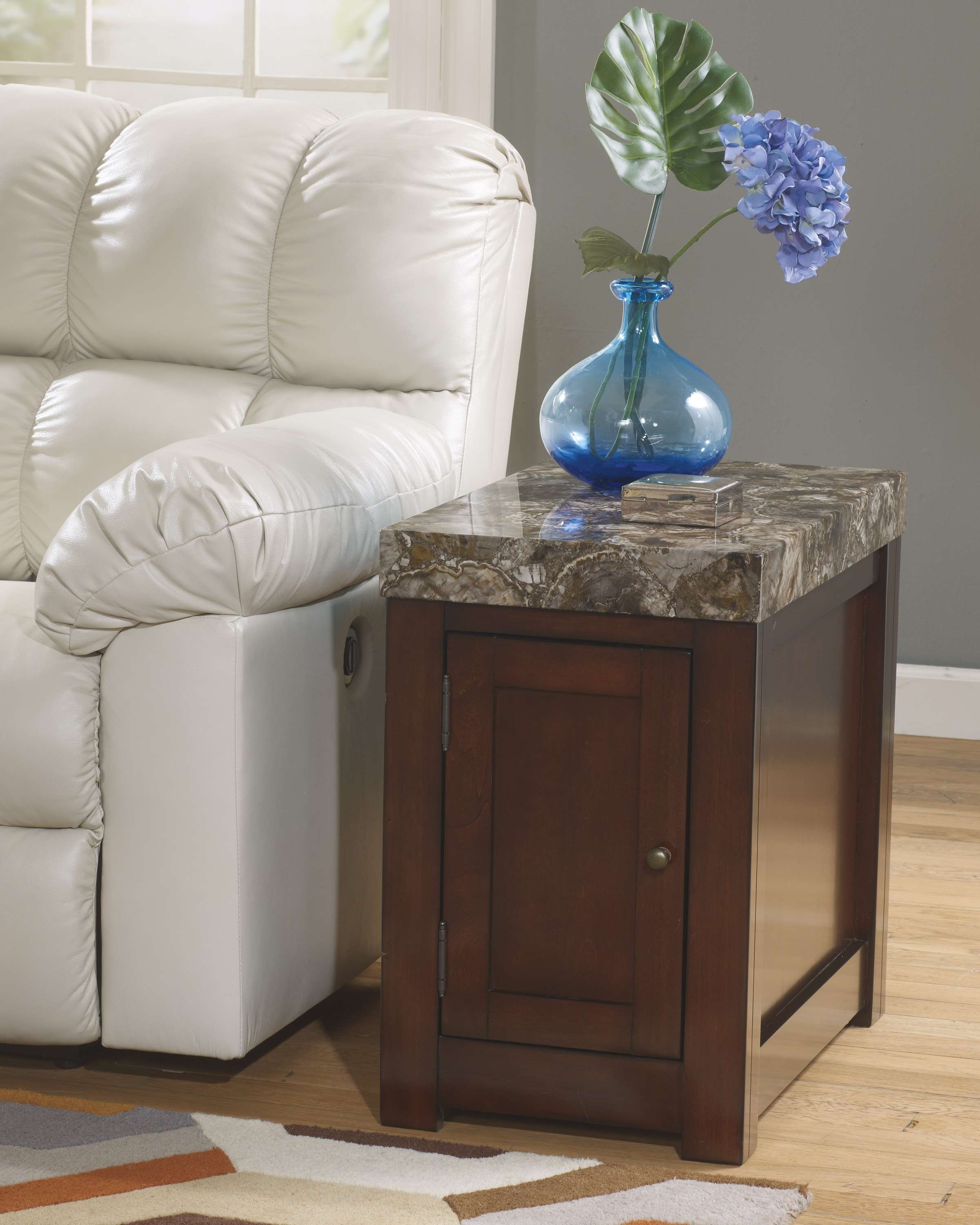 Latest Stone And Glass Coffee Tables Intended For Faux Stone Coffee Table Tags : Fabulous Coffee Table With Stone (View 14 of 20)