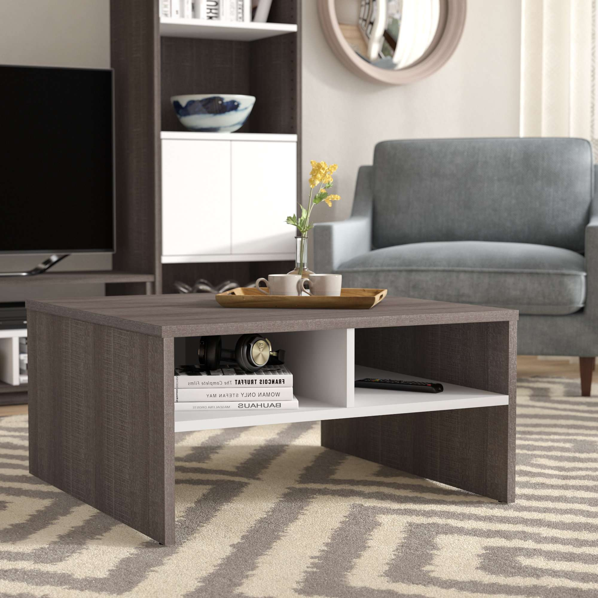 20 Best Collection of Storage Coffee Tables