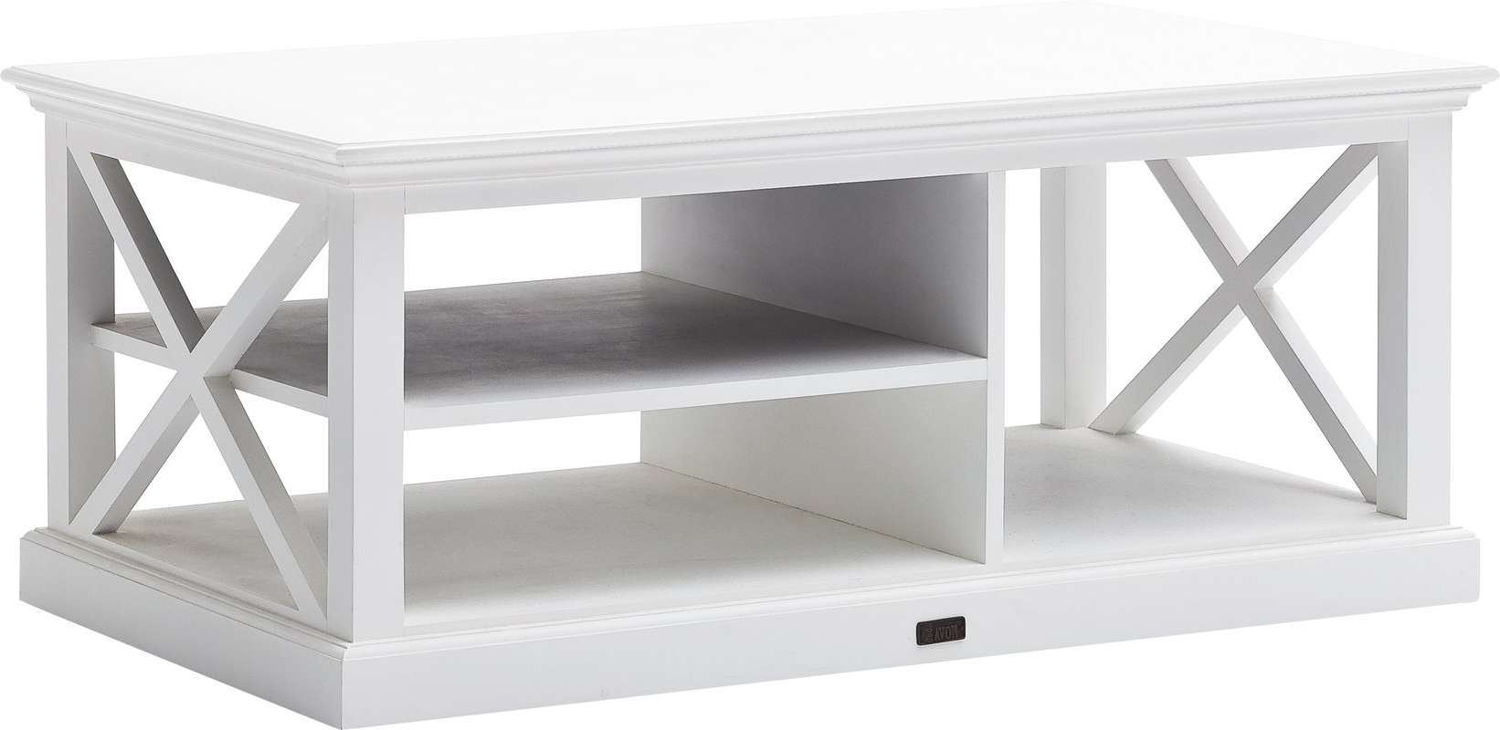 Laurel Foundry Idella Coffee Table With Magazine Rack & Reviews In Most Recent Coffee Tables With Magazine Rack (View 11 of 20)