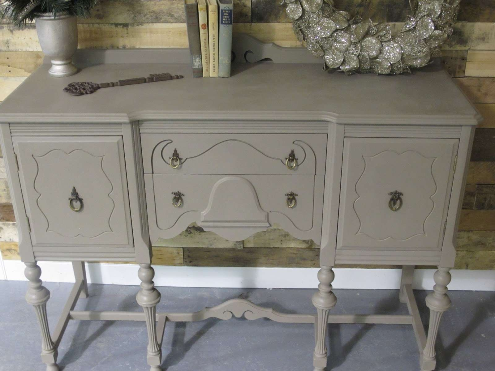 Lauren Lane Decor {q & A} – Satori Design For Living In Annie Sloan Painted Sideboards (View 2 of 20)