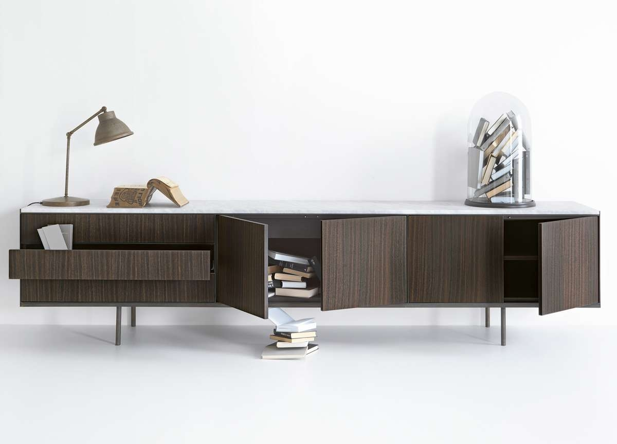 Lema Long Island Sideboard – Lema Mobili Italy At Go Modern In Long Sideboards (View 3 of 20)