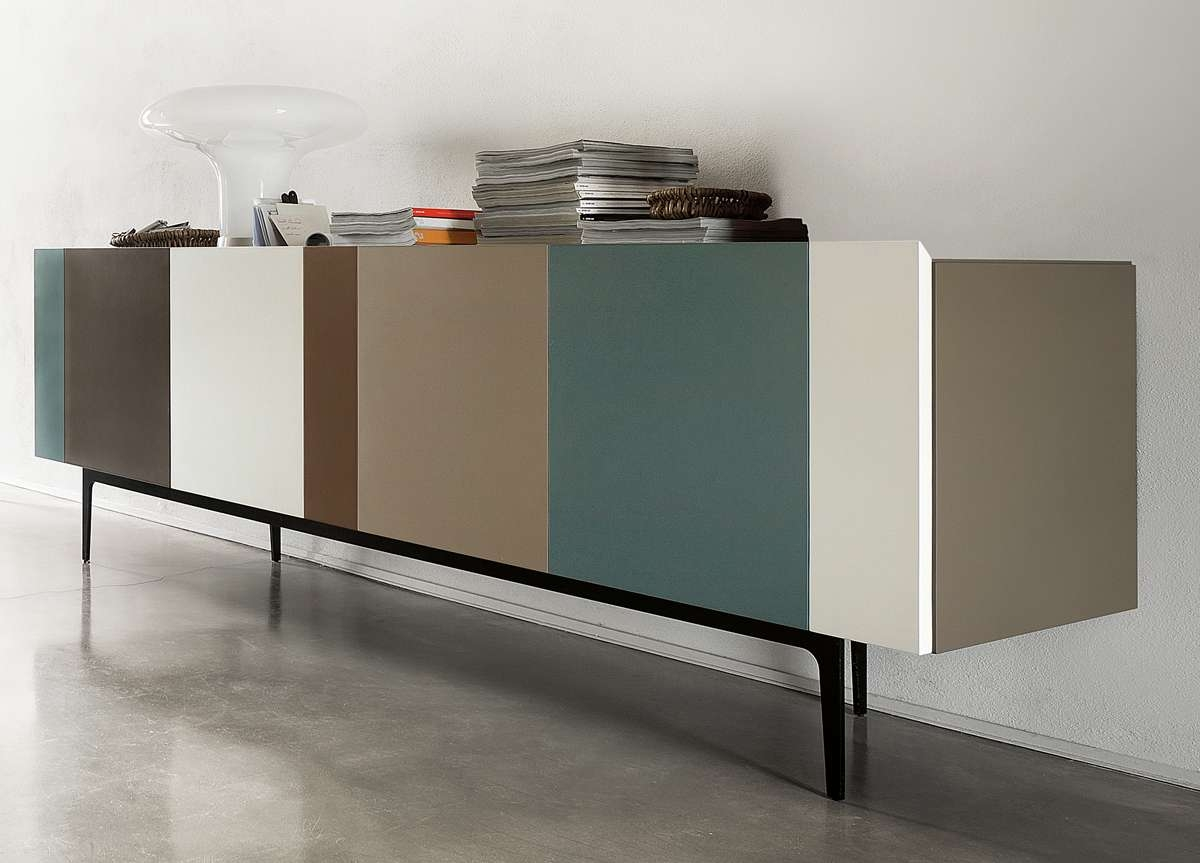 Lema Rainbow Sideboard – Contemporary Sideboards – Lema Furniture Inside Contemporary Sideboards (View 10 of 20)