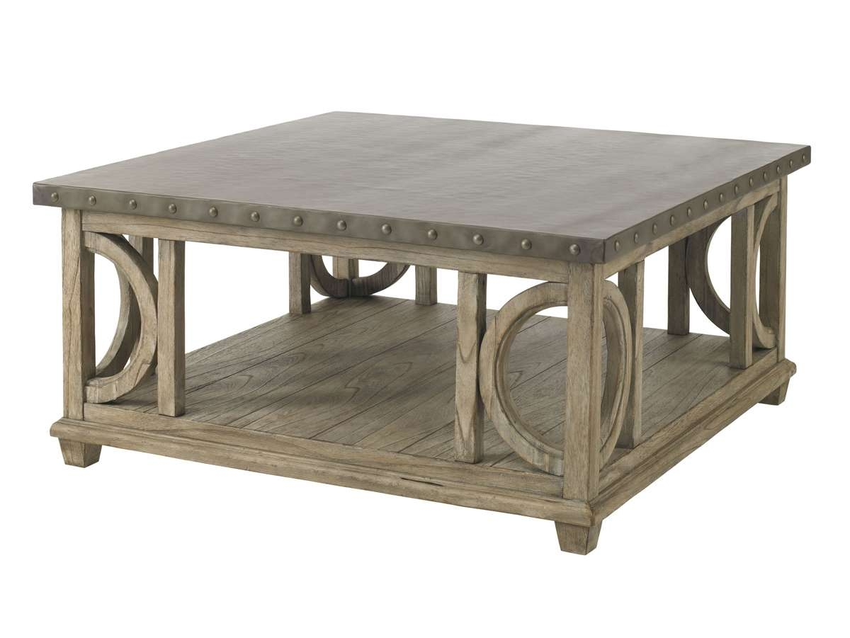 Lexington Home Brands Pertaining To Famous Monterey Coffee Tables (View 13 of 20)