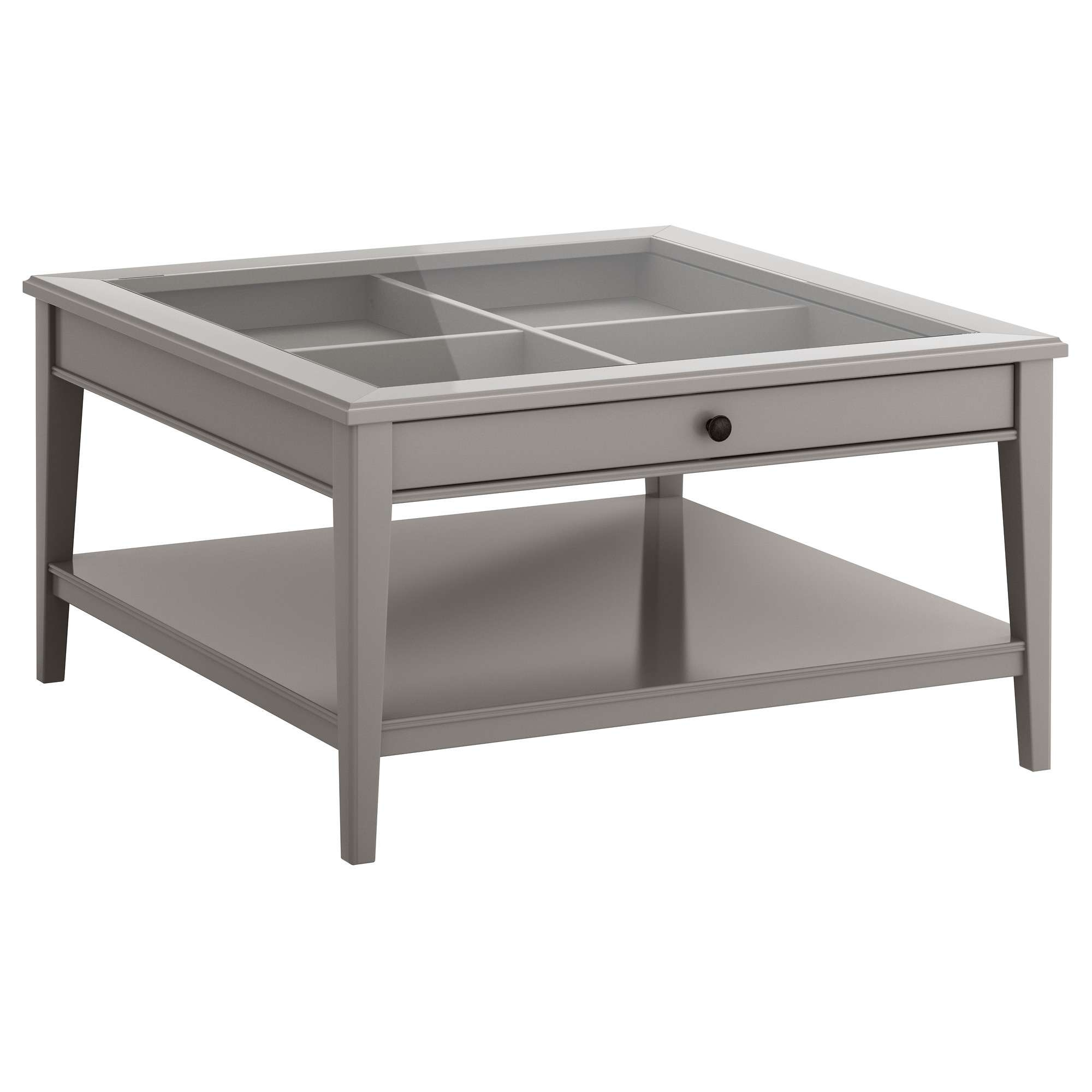 Liatorp Coffee Table – Gray/glass – Ikea For Most Recent Grey Coffee Tables (View 13 of 20)