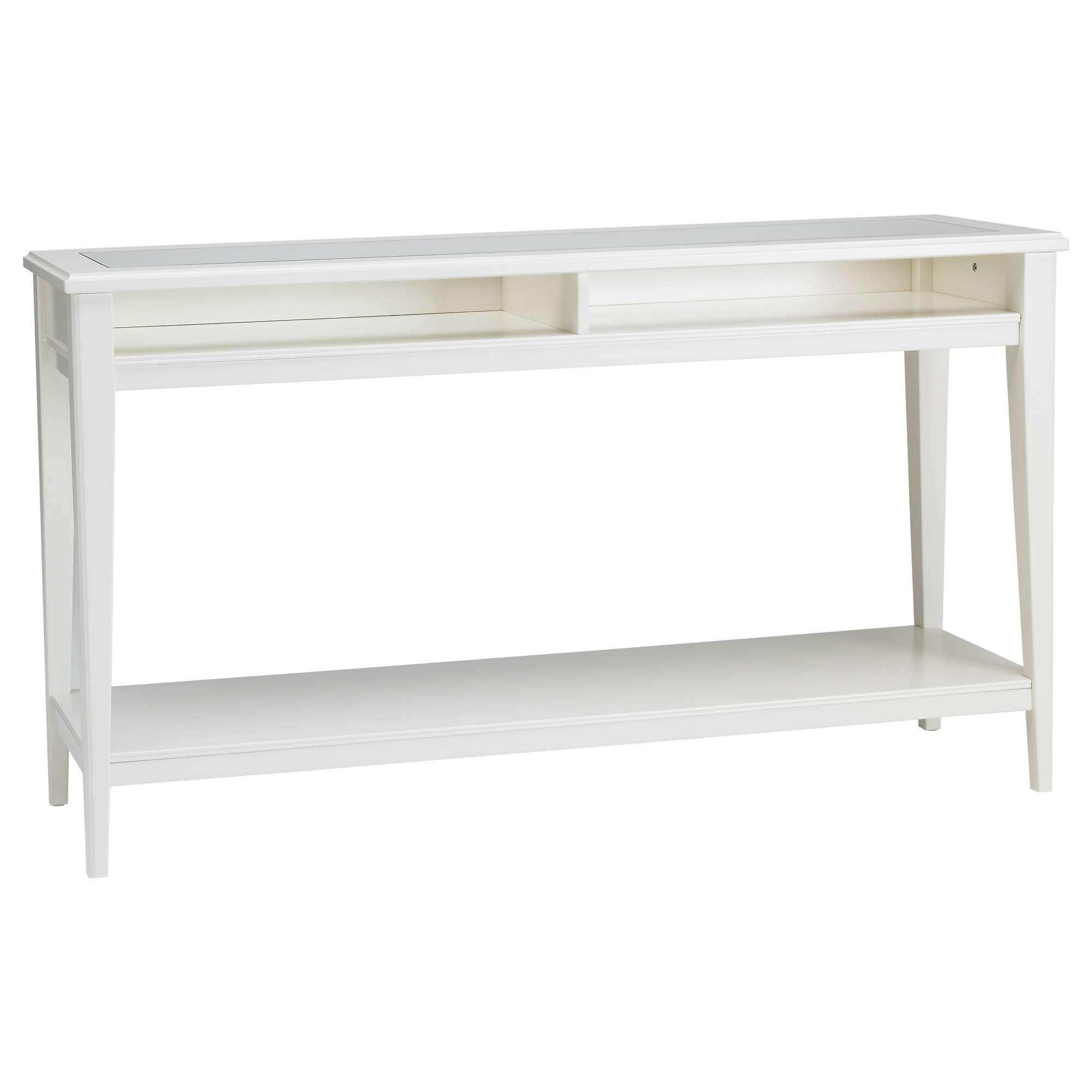 Liatorp Console Table – White/glass – Ikea With Ikea Sideboards (View 14 of 20)