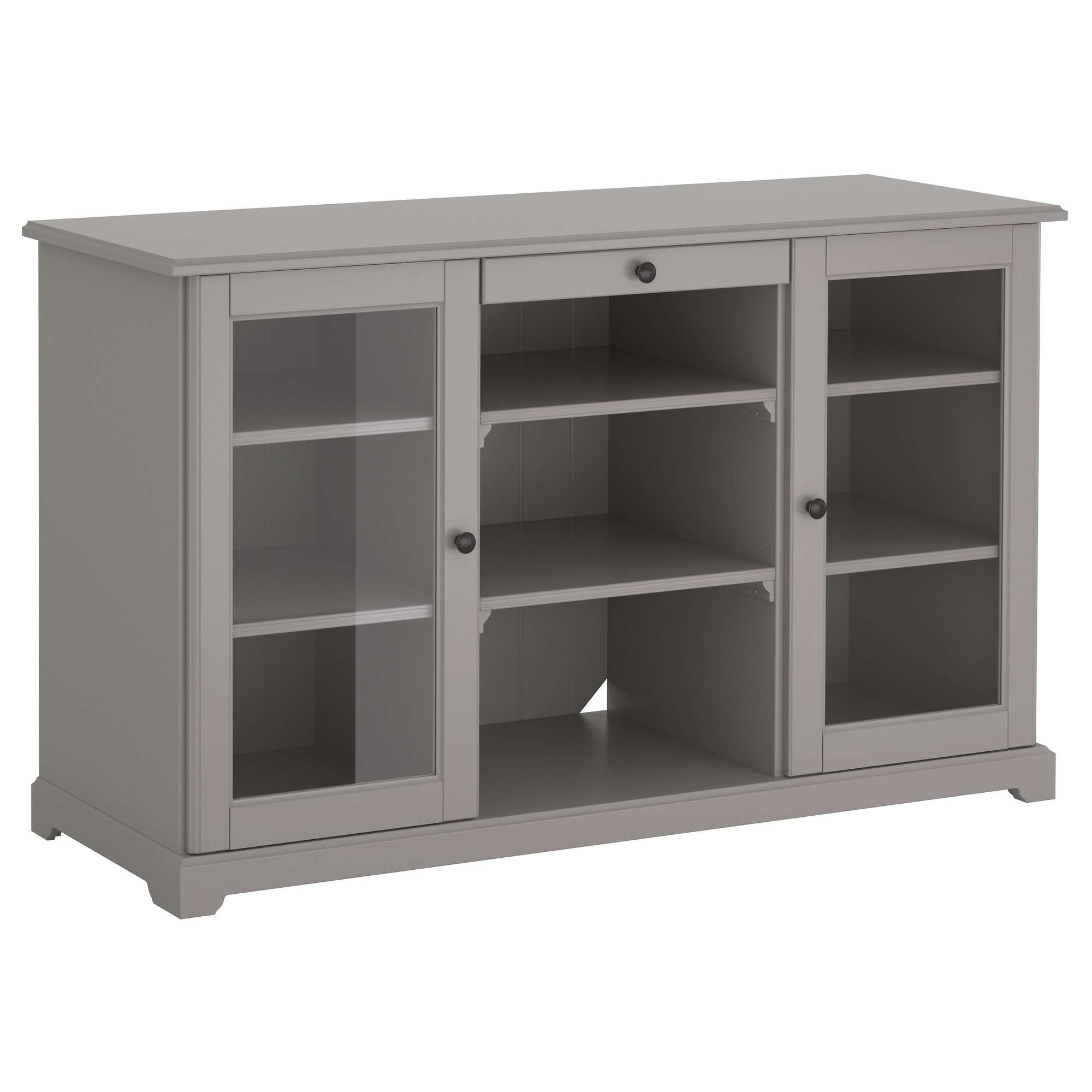 Liatorp Sideboard Grey 145x87 Cm – Ikea For Grey Sideboards (View 12 of 20)