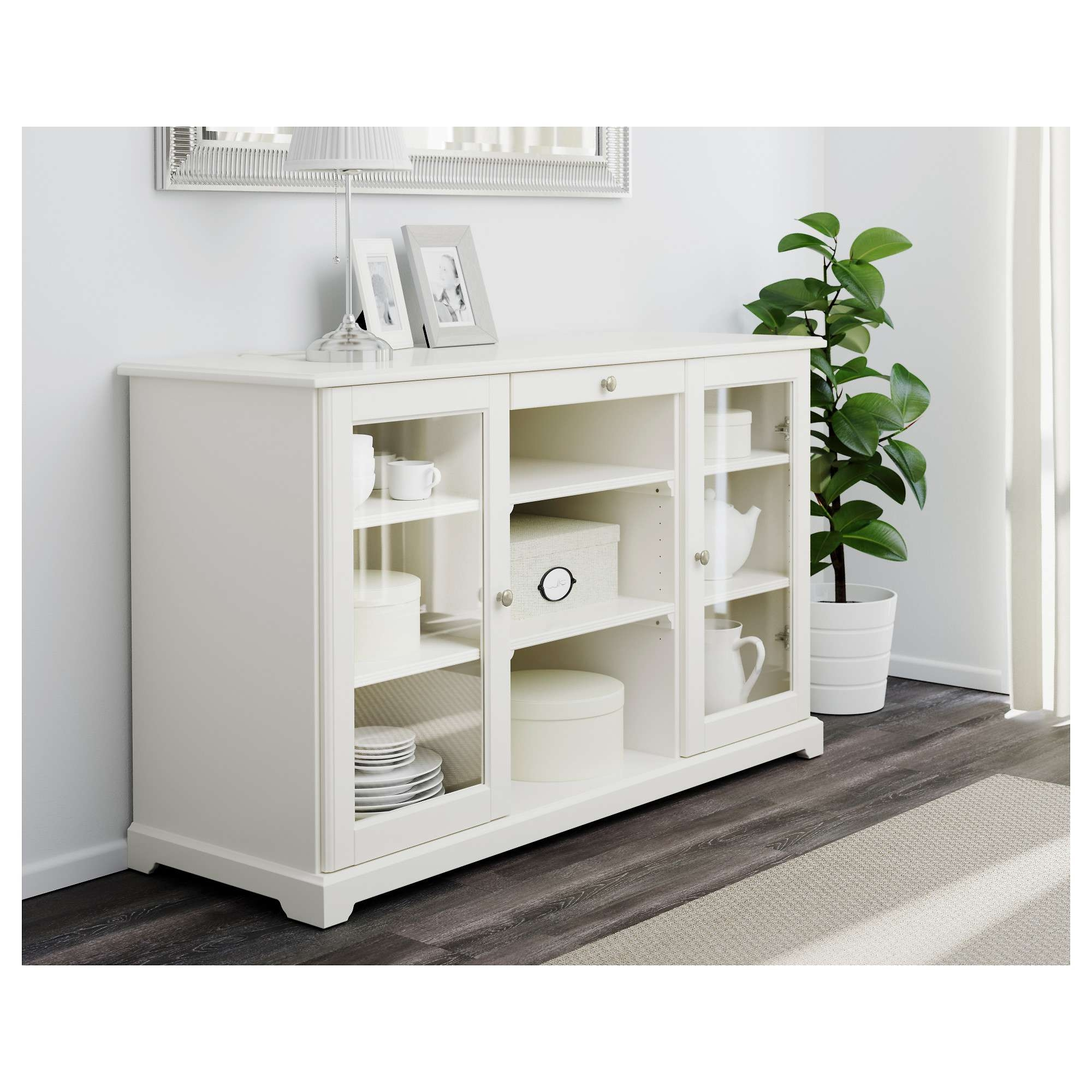 Liatorp Sideboard – White – Ikea Intended For Off White Sideboards (View 9 of 20)