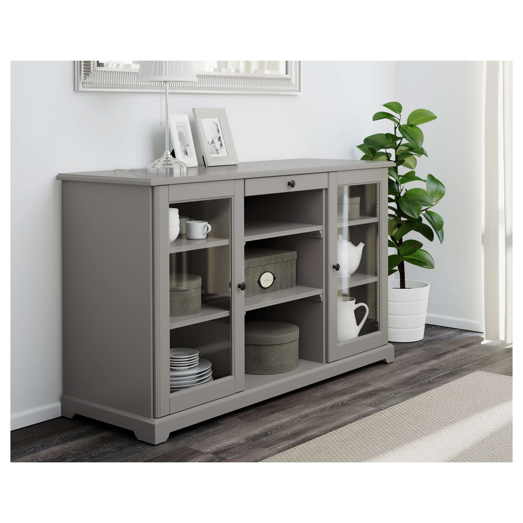 Liatorp Sideboard – White – Ikea Throughout Canada Ikea Sideboards (View 13 of 20)