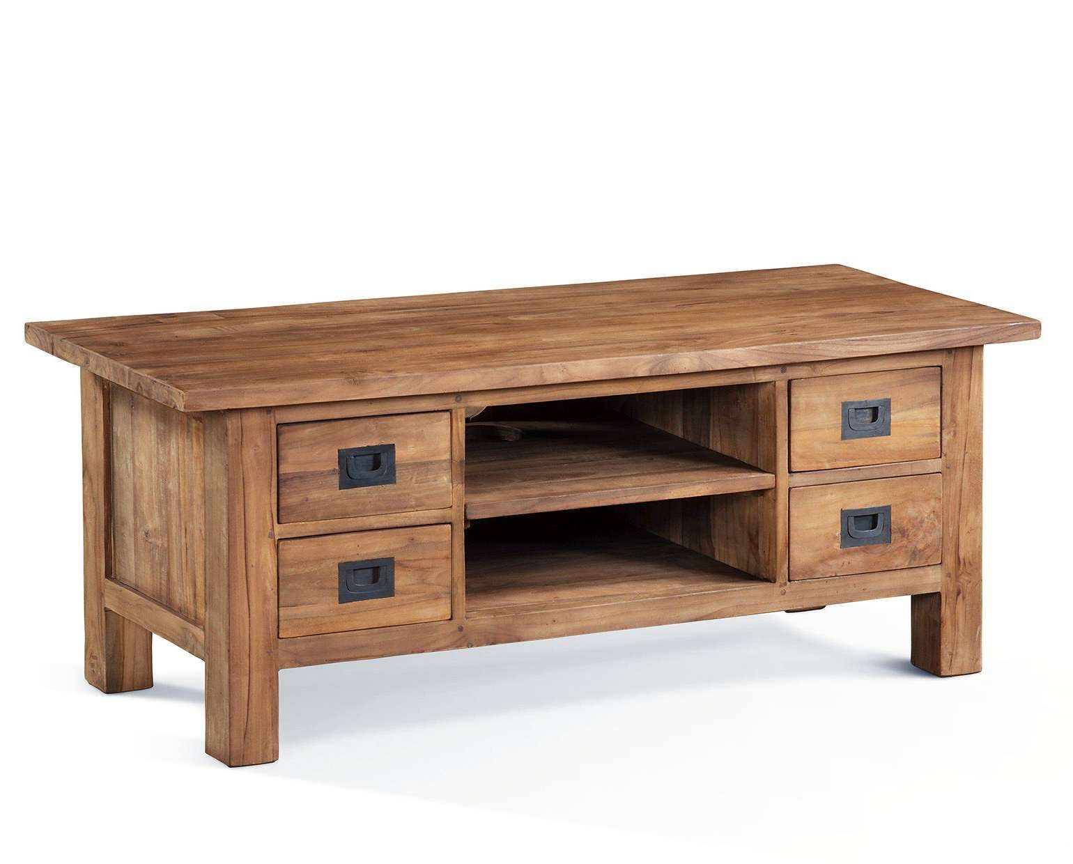 Lifestyle Long Low Tv Cabinet – Raft Furniture, London Pertaining To Long Tv Cabinets Furniture (View 9 of 20)