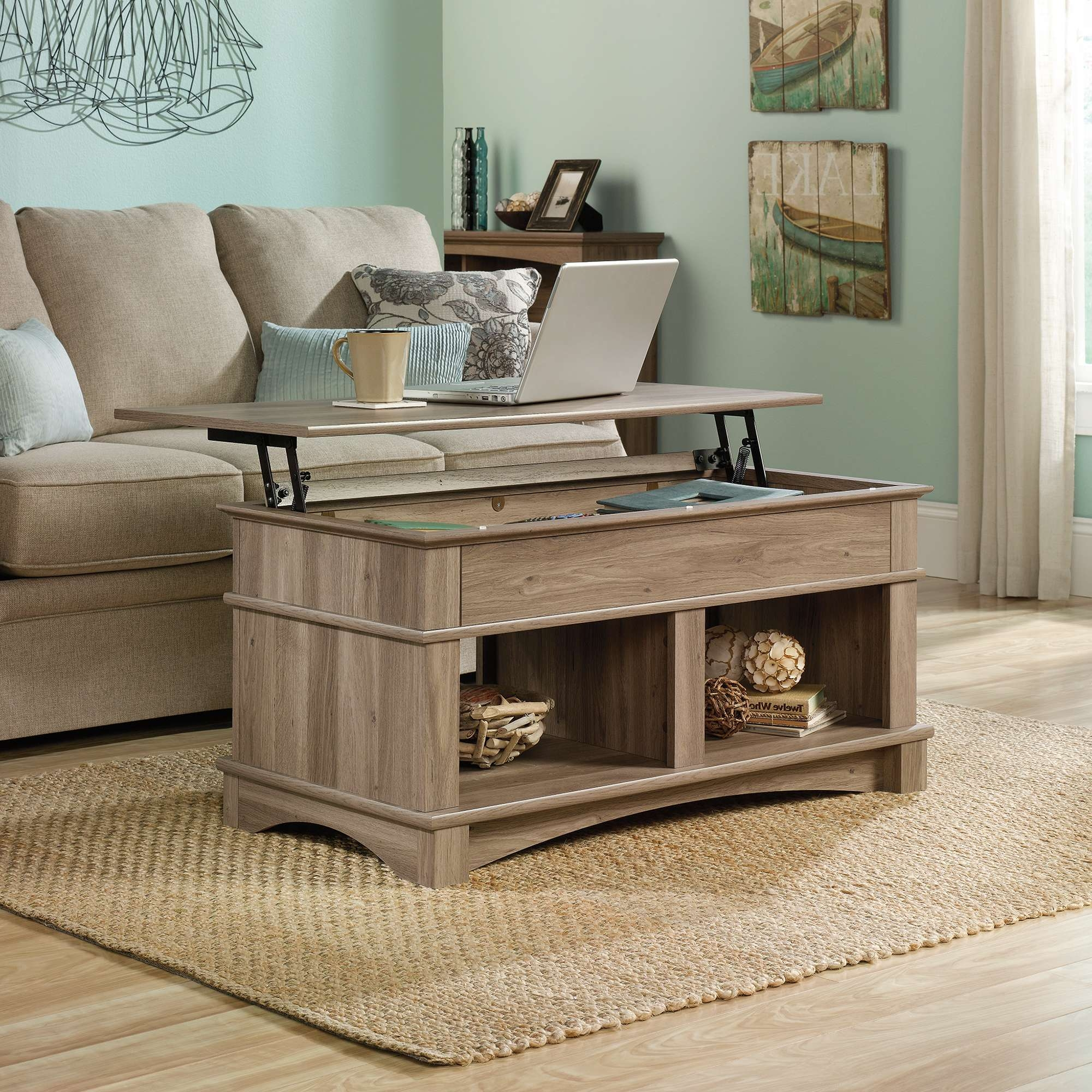 Lift Top Coffee Table (View 8 of 20)