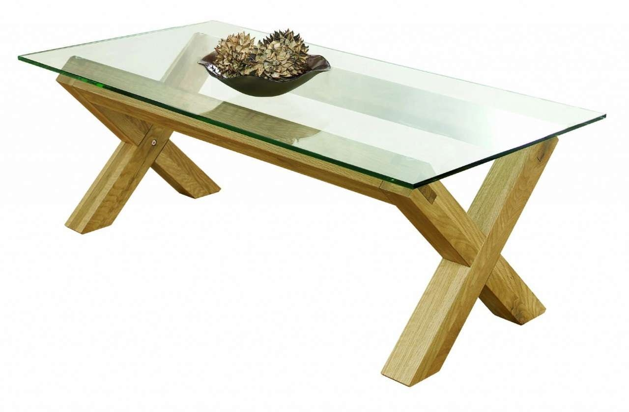 Light Oak Coffee Table With Glass Top You Could Sit Down And Relax With Well Known Glass And Oak Coffee Tables (View 10 of 20)