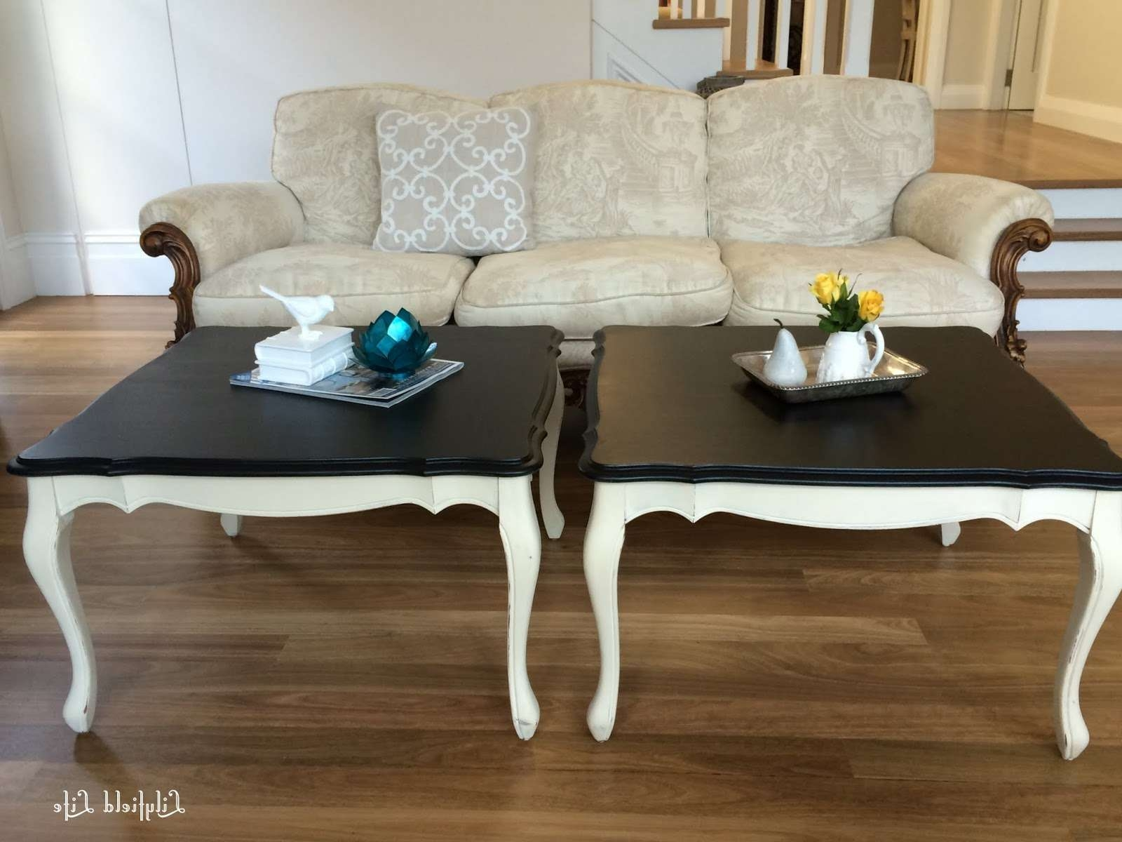 Lilyfield Life: A Pair Of French Style Coffee Tables Intended For Popular French Style Coffee Tables (View 10 of 20)