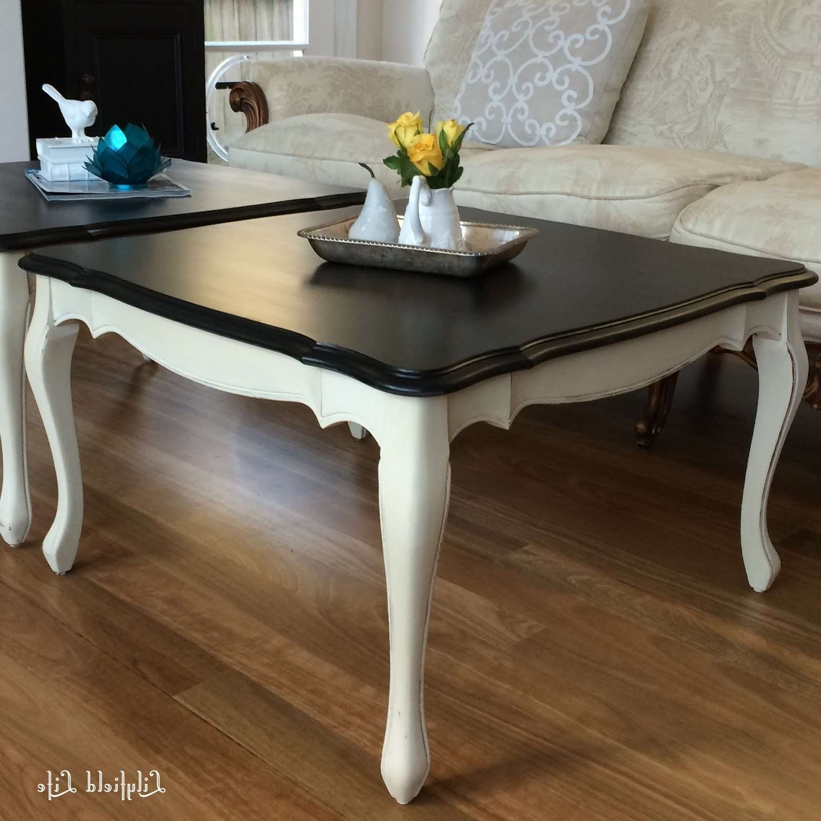 Lilyfield Life: A Pair Of French Style Coffee Tables Regarding 2018 French Style Coffee Tables (View 11 of 20)