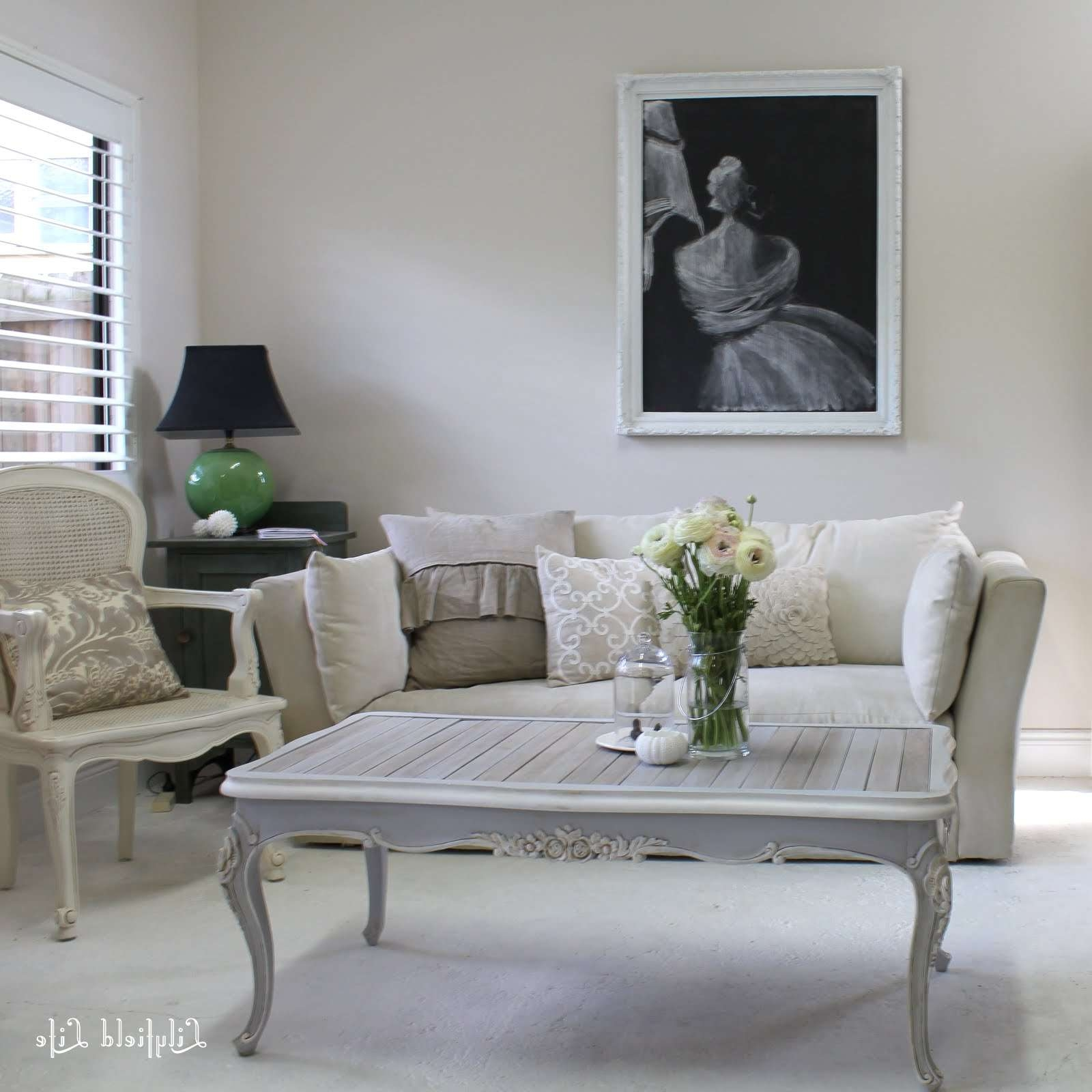 Lilyfield Life: The Great Coffee Table Dilemma Pertaining To Popular French White Coffee Tables (View 10 of 20)