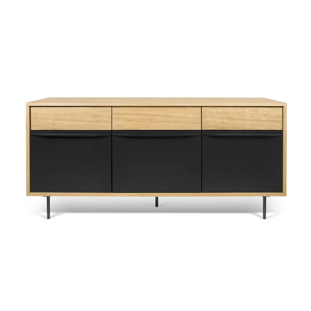 Lime Sideboard – Sideboards And Cupboards – Living – Products In Black Sideboards (View 15 of 20)