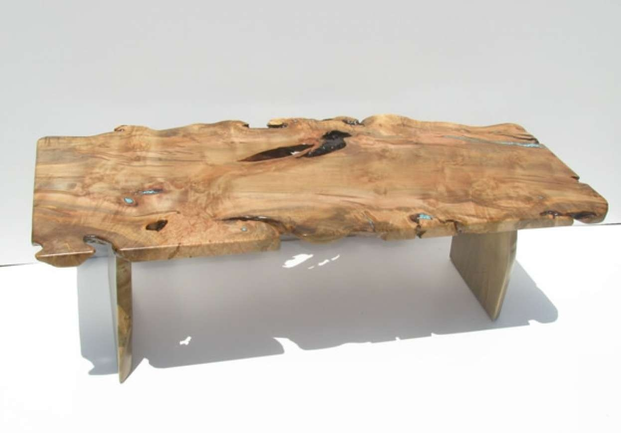 Live Edge Coffee Tables – Custom Wood Tables (View 12 of 20)