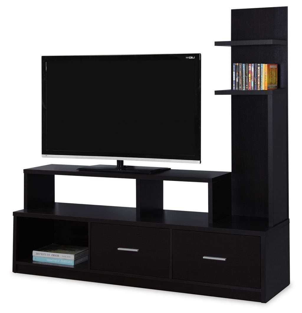 Living ~ Best Images About Tv Stand Modern Buffets And Also Inside Tall Black Tv Cabinets (View 11 of 20)