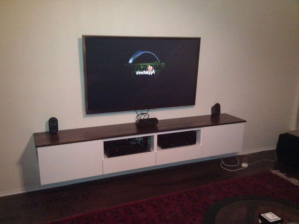 Living ~ Flat Screen Tv Wall Units Ikea Led Tv Table Stand Small With Wall Mounted Tv Cabinets Ikea (View 7 of 20)