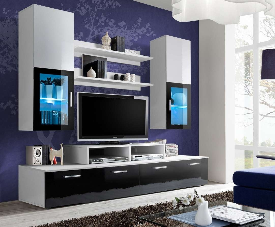 Led Stand Designs : Ideas of led tv cabinets
