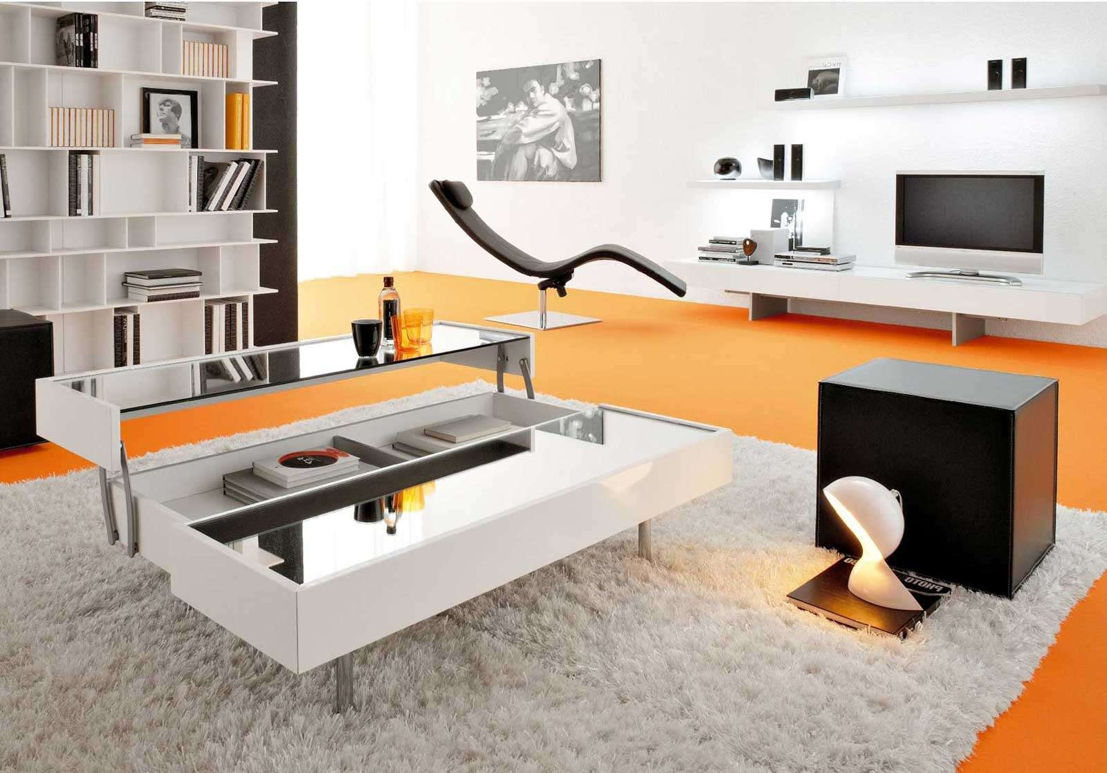 Living Room : Contemporary Glass Coffee Table Base Ideas With In 2018 Glass Lift Top Coffee Tables (View 15 of 20)