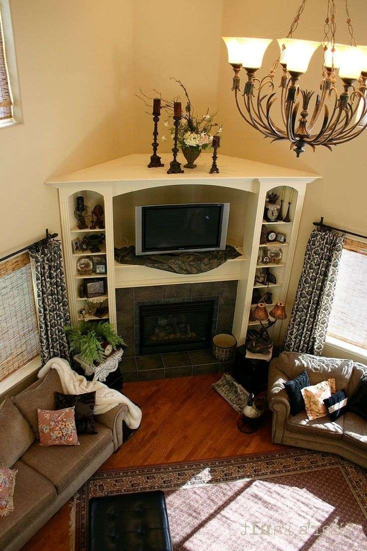 Living Room : Corner Tv Livingm Design Cabinets With Doors White Intended For Mahogany Corner Tv Cabinets (View 14 of 20)