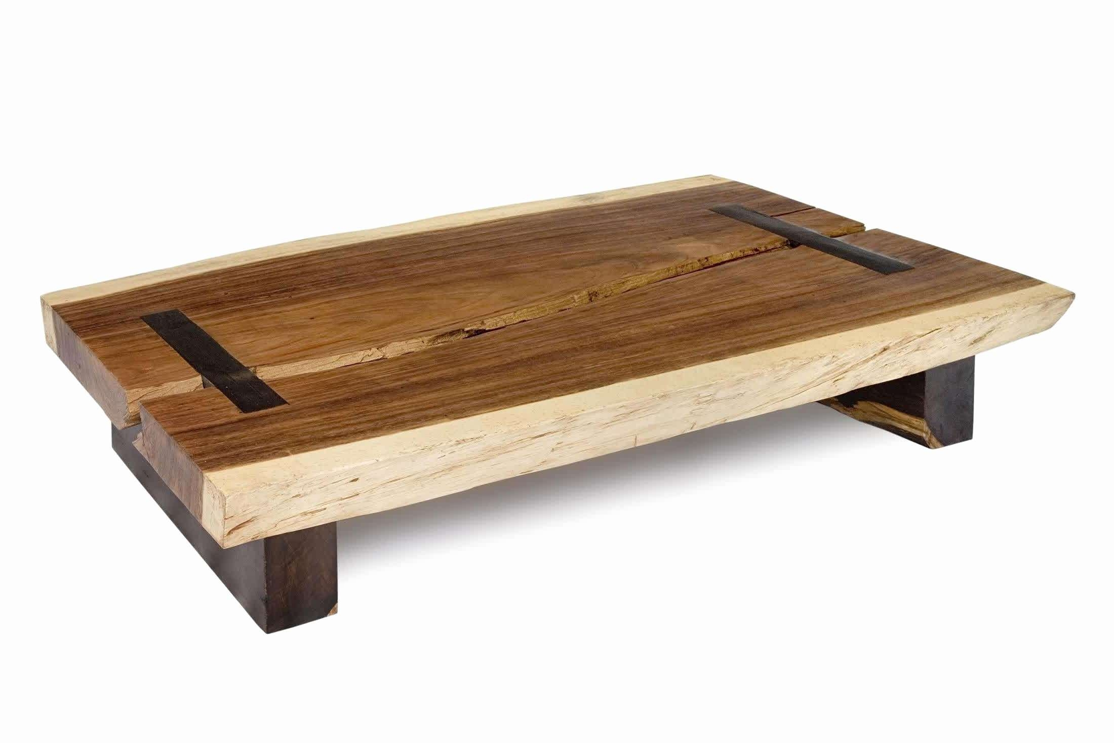20 Collection of Solid Wood Coffee Tables
