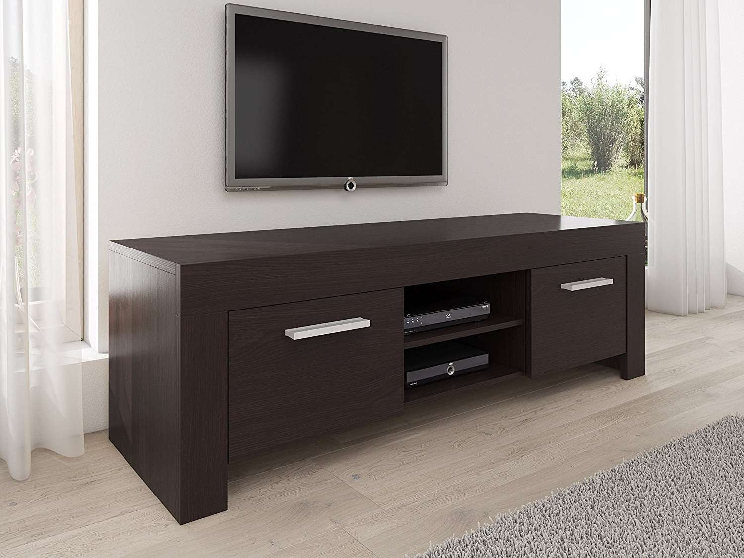 Living ~ Simple Decoration Living Room Tv Cabinet Pretentious 20 Throughout Wenge Tv Cabinets (View 2 of 20)