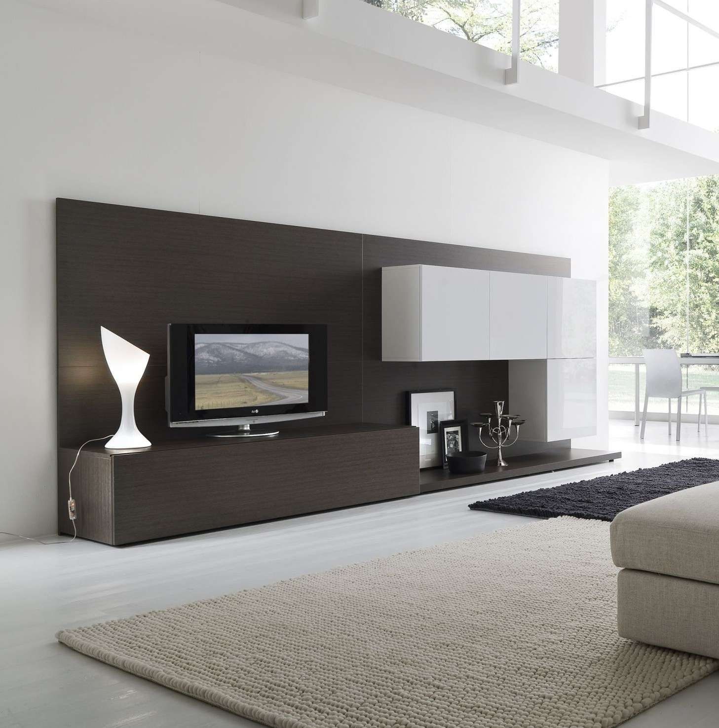 Living ~ Simple Decoration Living Room Tv Cabinet Pretentious 20 With Tv Cabinets Contemporary Design (View 16 of 20)