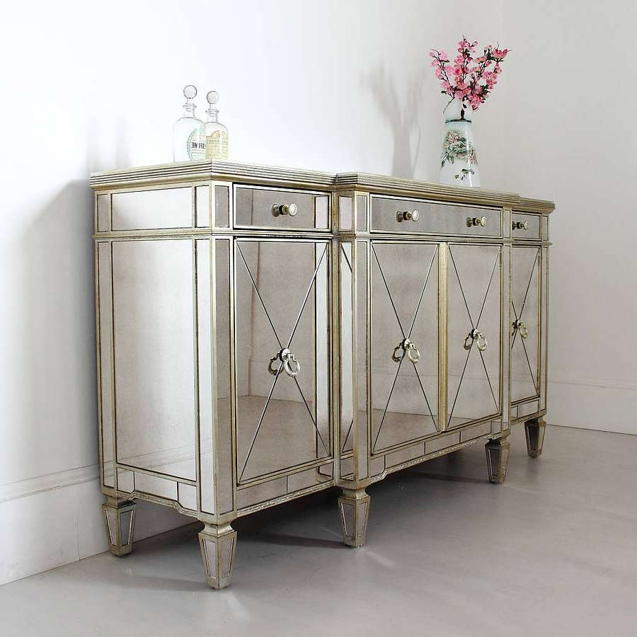 Featured Photo of Mirror Sideboards