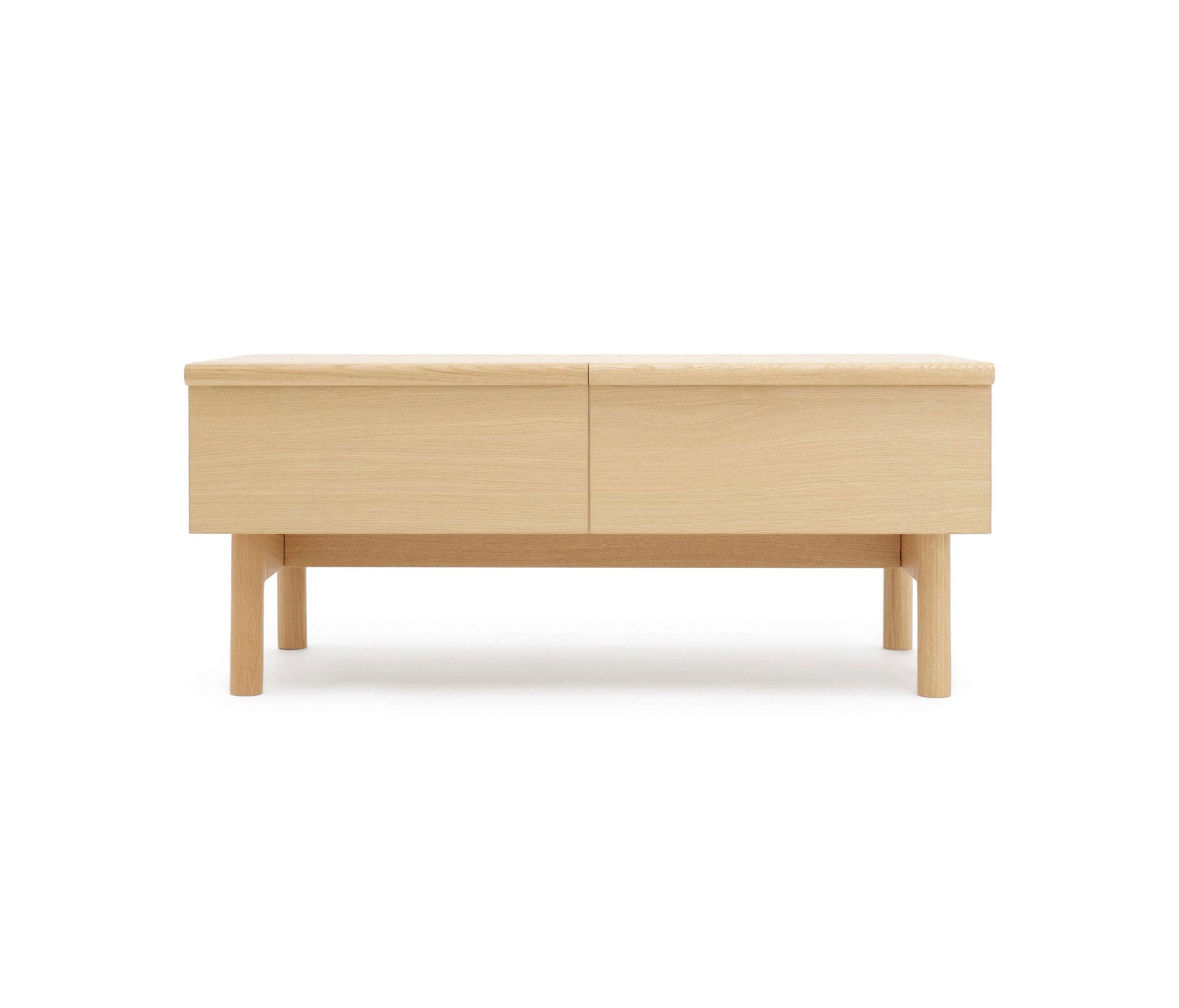 Low Sideboard With Two Drawers – Sideboards From Bautier | Architonic Regarding Low Sideboards (View 12 of 20)