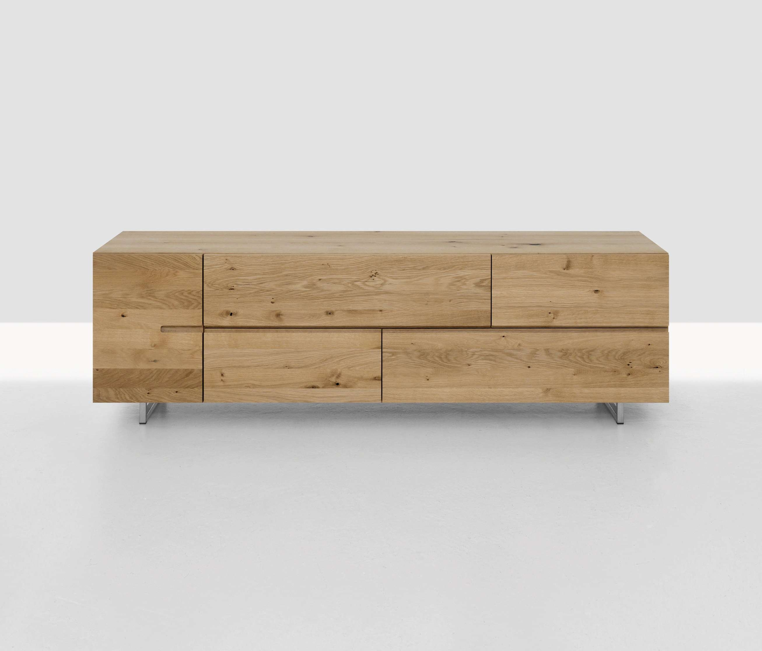 Low – Sideboards From Zeitraum | Architonic For Low Wide Sideboards (View 16 of 20)