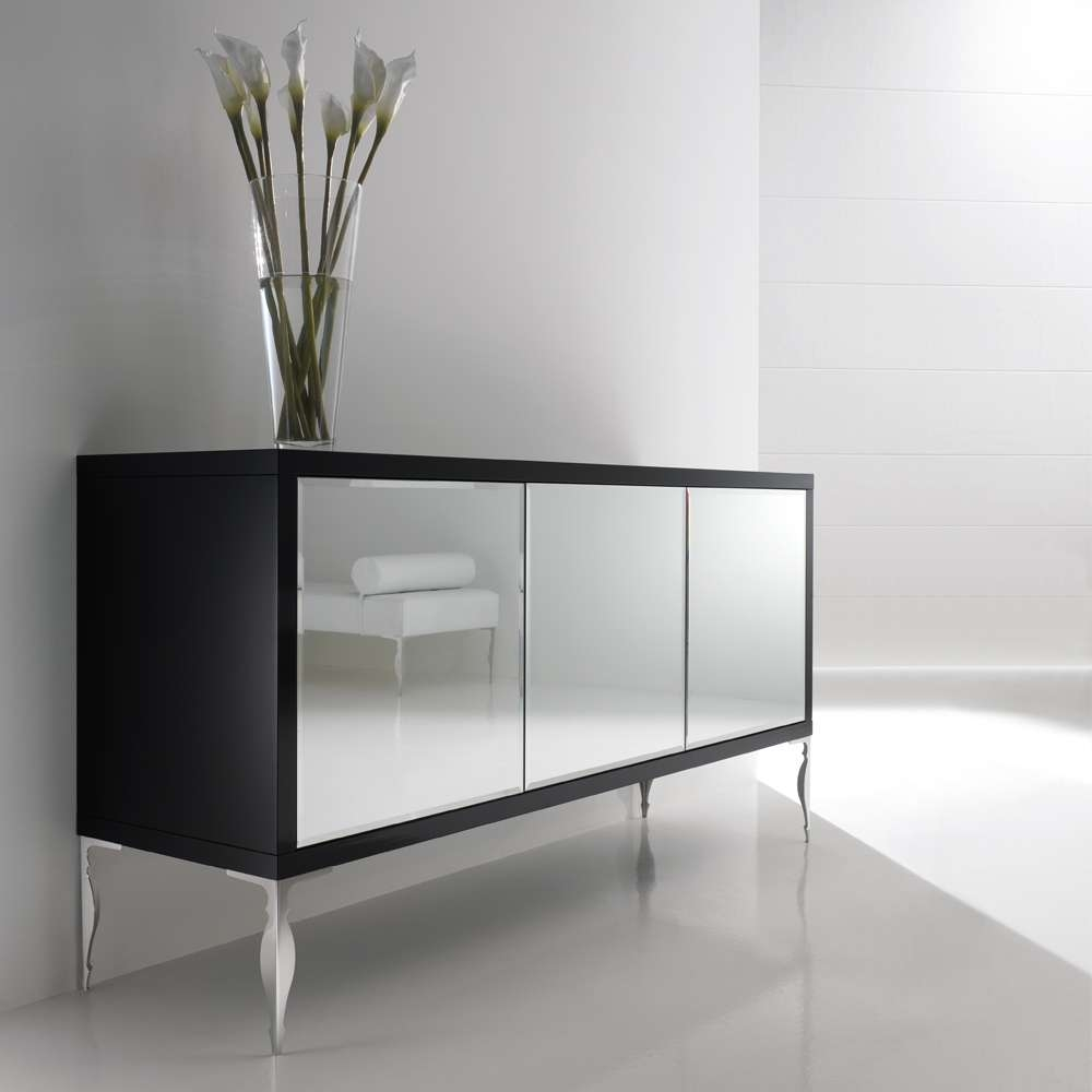 Luxury Mirrored Sideboard | Juliettes Interiors – Chelsea, London For Mirror Sideboards (View 7 of 20)