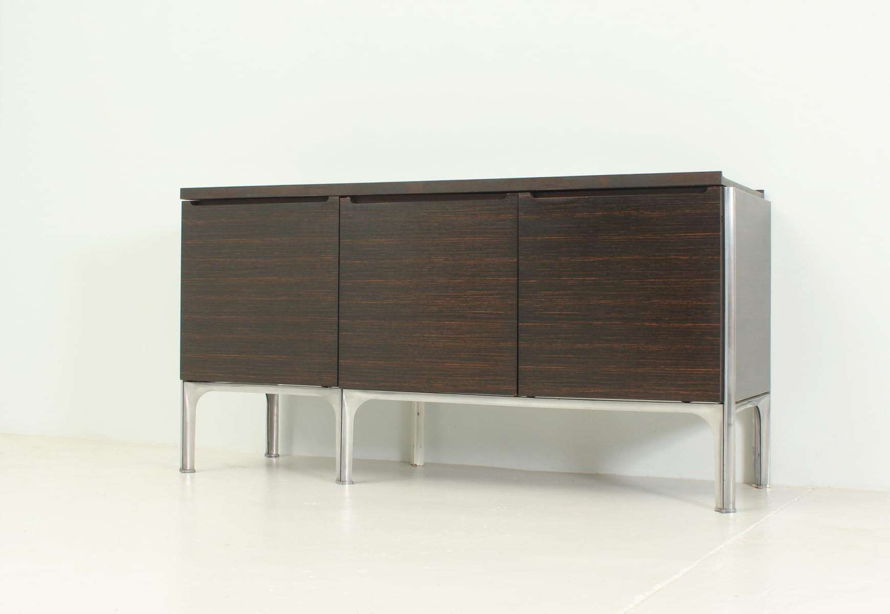 Macassar Ebony Wood Sideboardraymond Loewy For Df 2000 For In Affinity Sideboards (View 9 of 20)