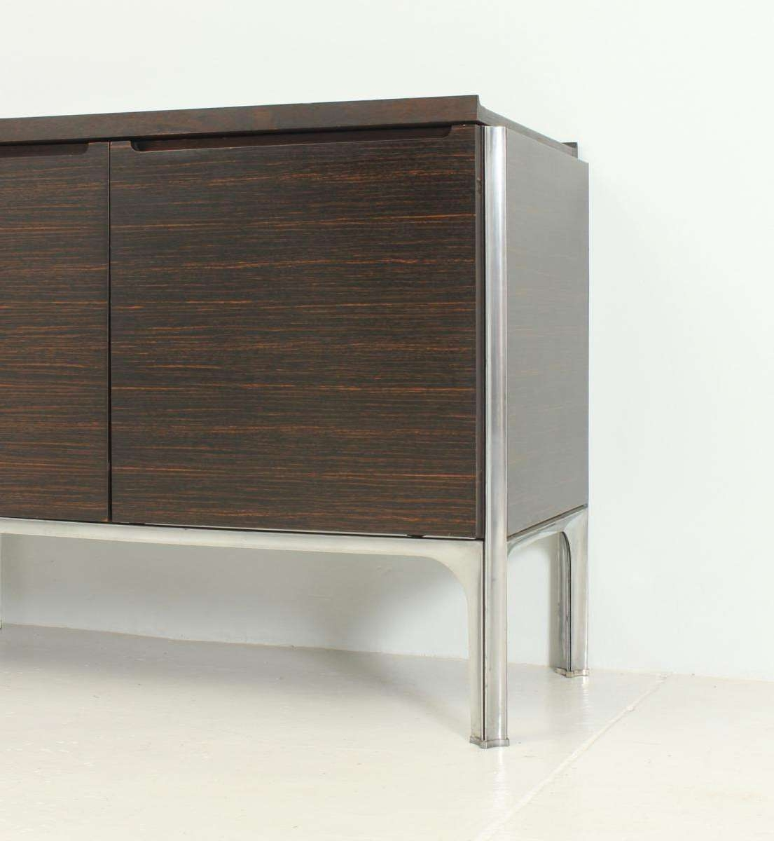 Macassar Ebony Wood Sideboardraymond Loewy For Df 2000 For Regarding Affinity Sideboards (View 11 of 20)