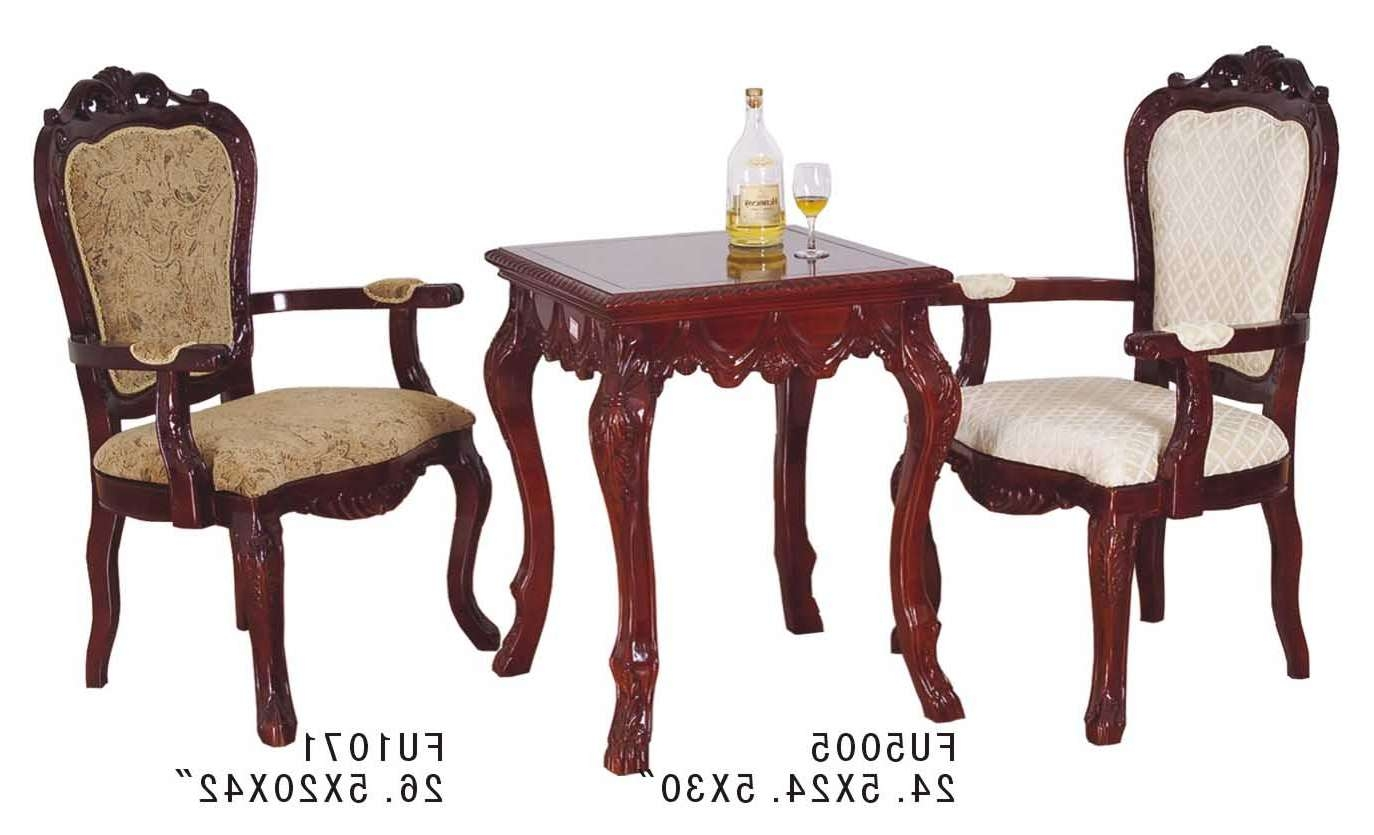 Madlonsbigbear Throughout Widely Used Coffee Table With Chairs (View 10 of 20)