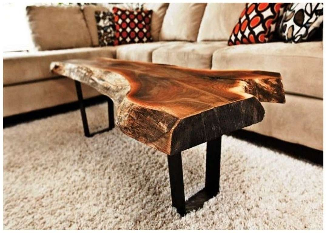 Make A Tree Trunk Coffee Table – Loccie Better Homes Gardens Ideas Inside Most Popular Tree Trunk Coffee Table (View 9 of 20)