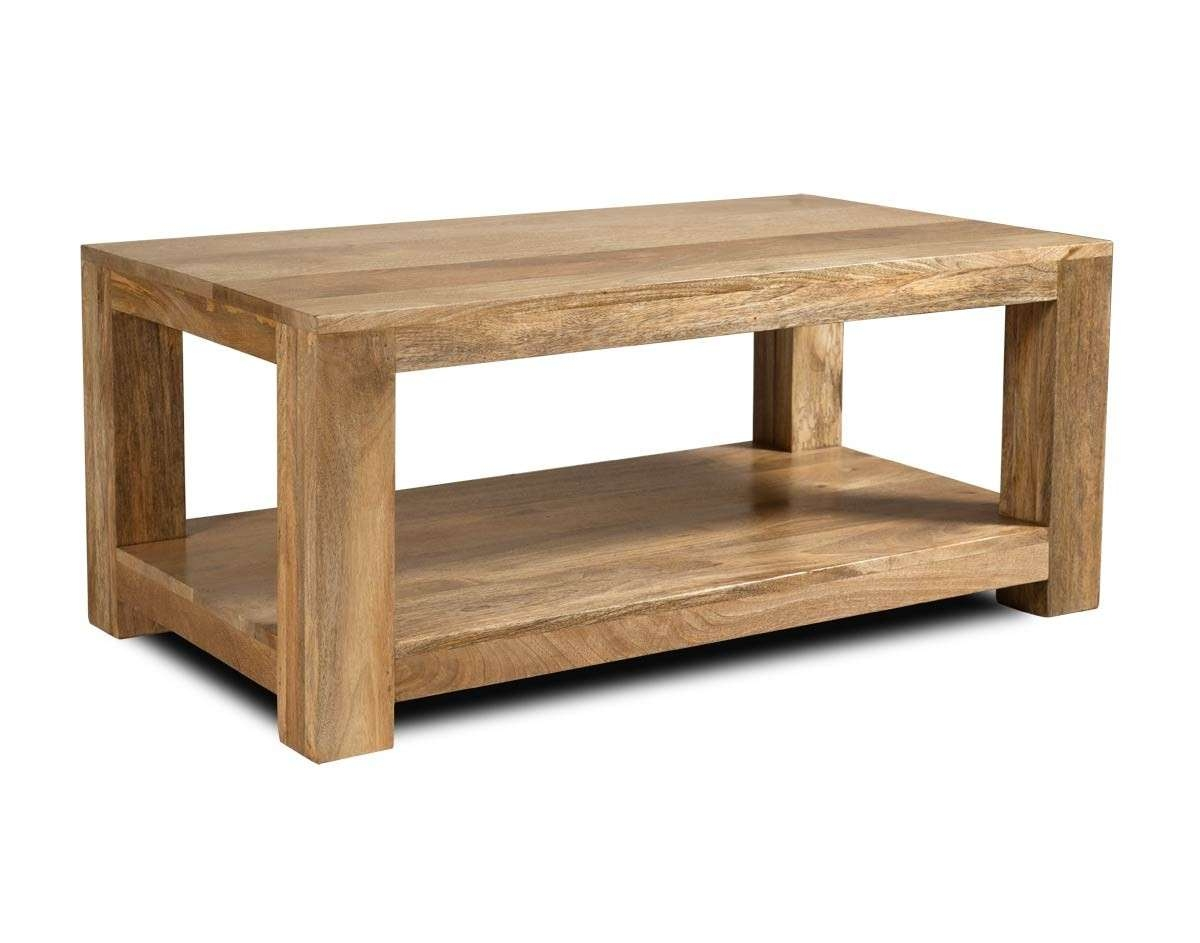 Featured Photo of Mango Wood Coffee Tables