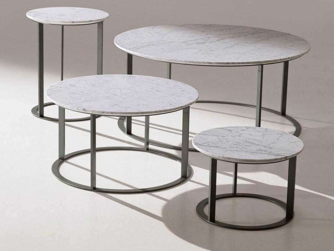 Marble Coffee Table Round (View 10 of 20)