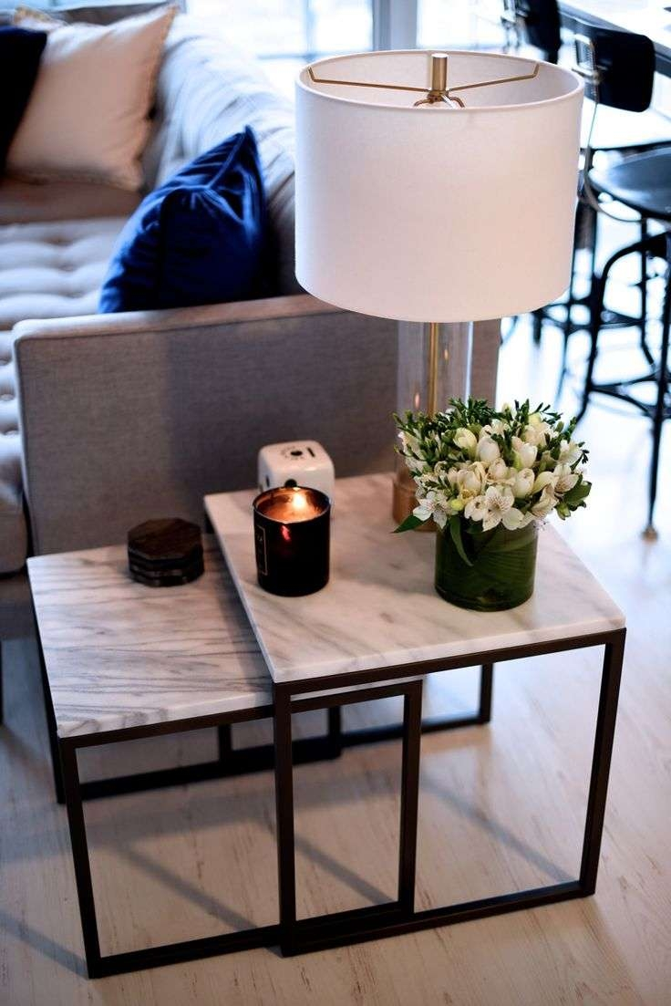 Featured Photo of Coffee Tables And Side Table Sets