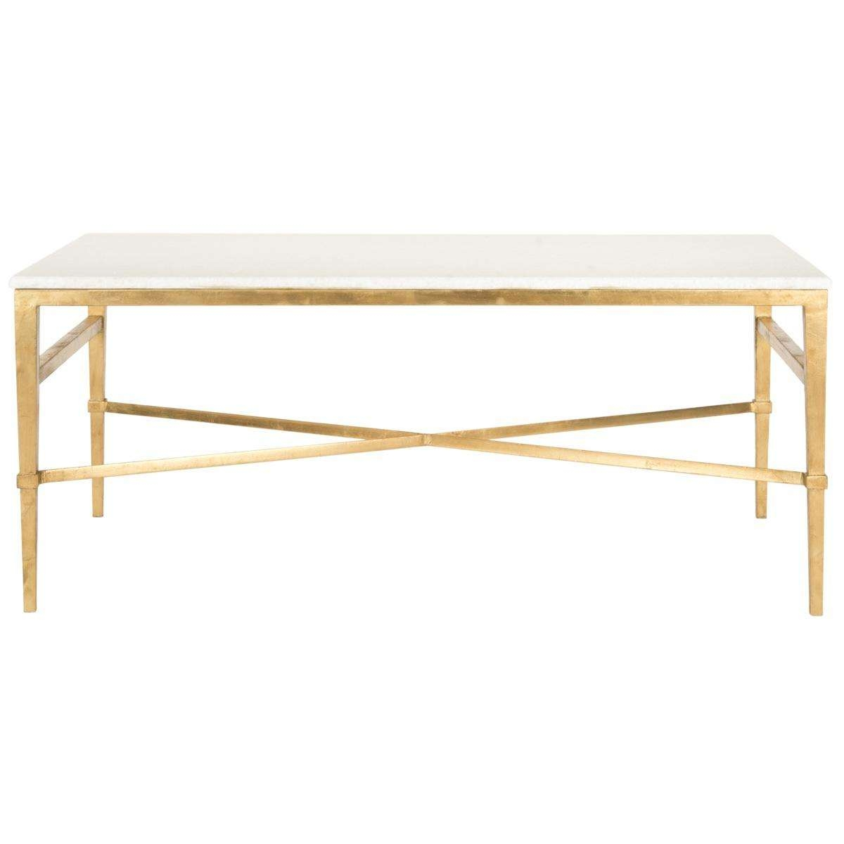 Featured Photo of Marble And Metal Coffee Tables