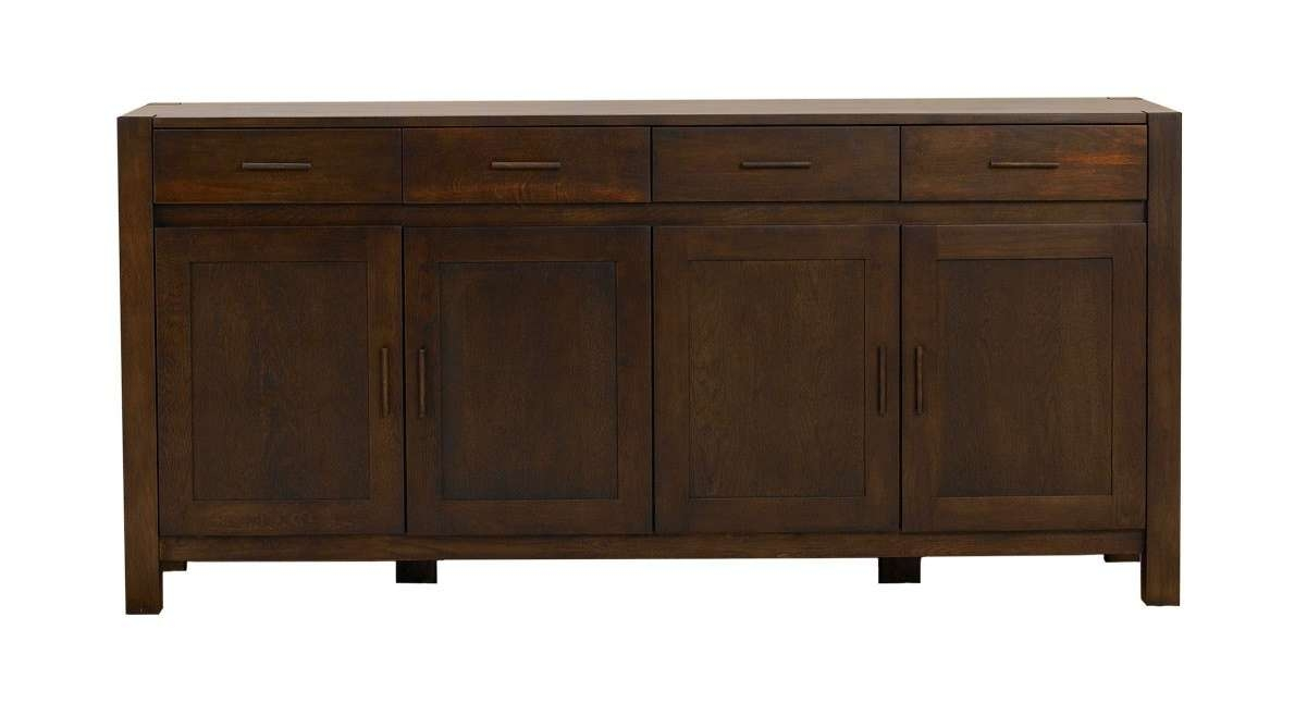 Mark Harris Verona Dark Xl Sideboard Sideboards With Regard To Dark Brown Sideboards (View 9 of 20)